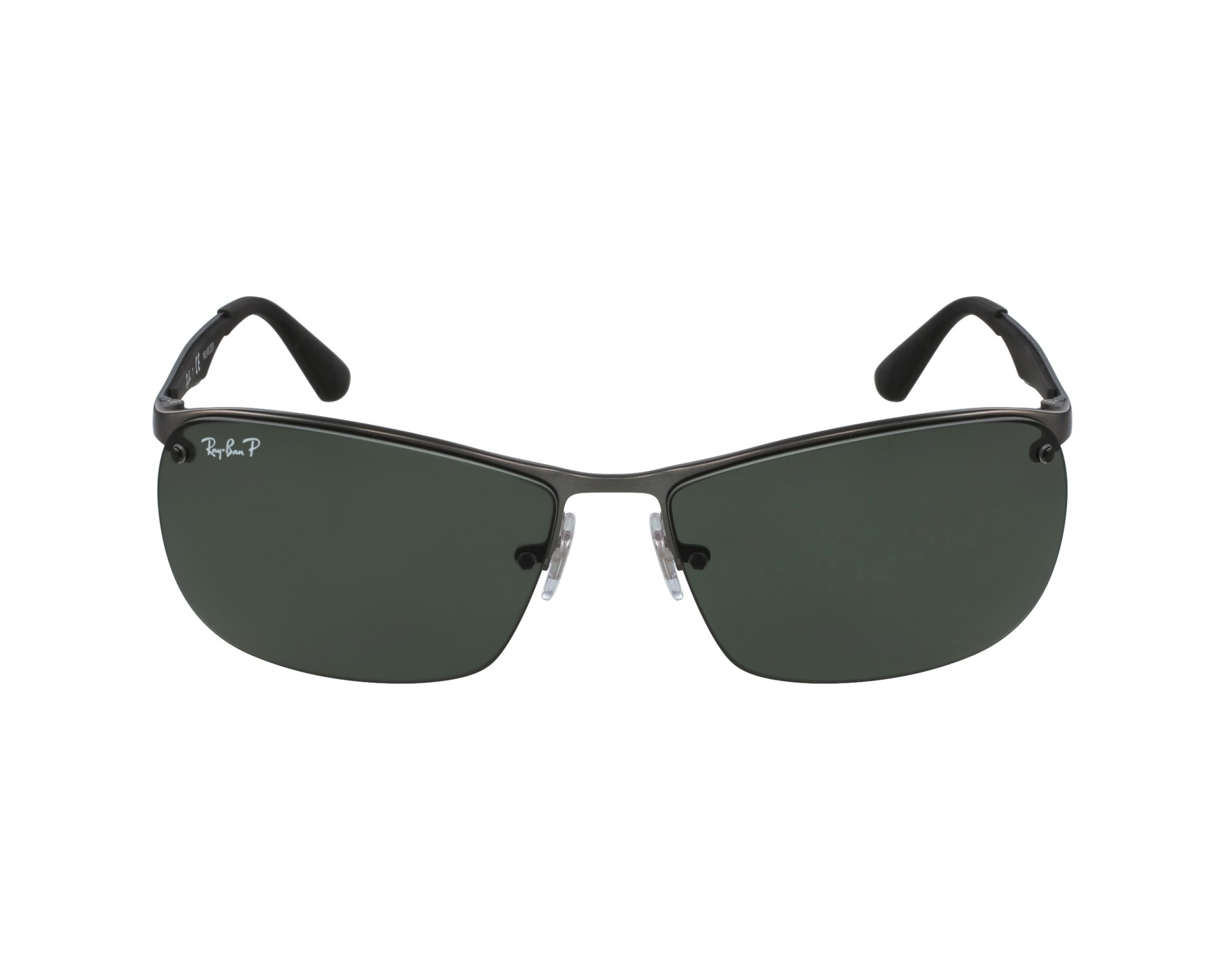 50ec612f9fc thumbnail Sunglasses Ray-Ban RB-3550 029 9A - Grey Black profile view