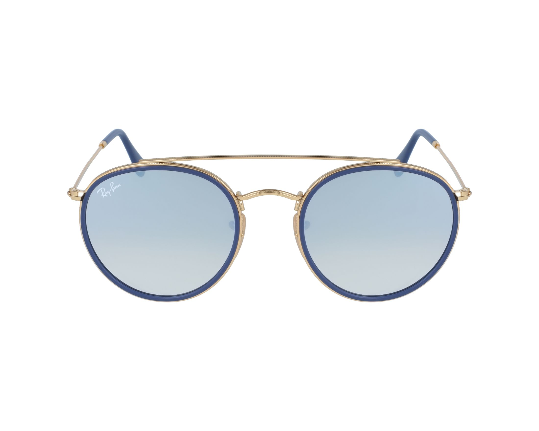 Ray-Ban RB3647N 001/9U 51-22 in gold N6w4r