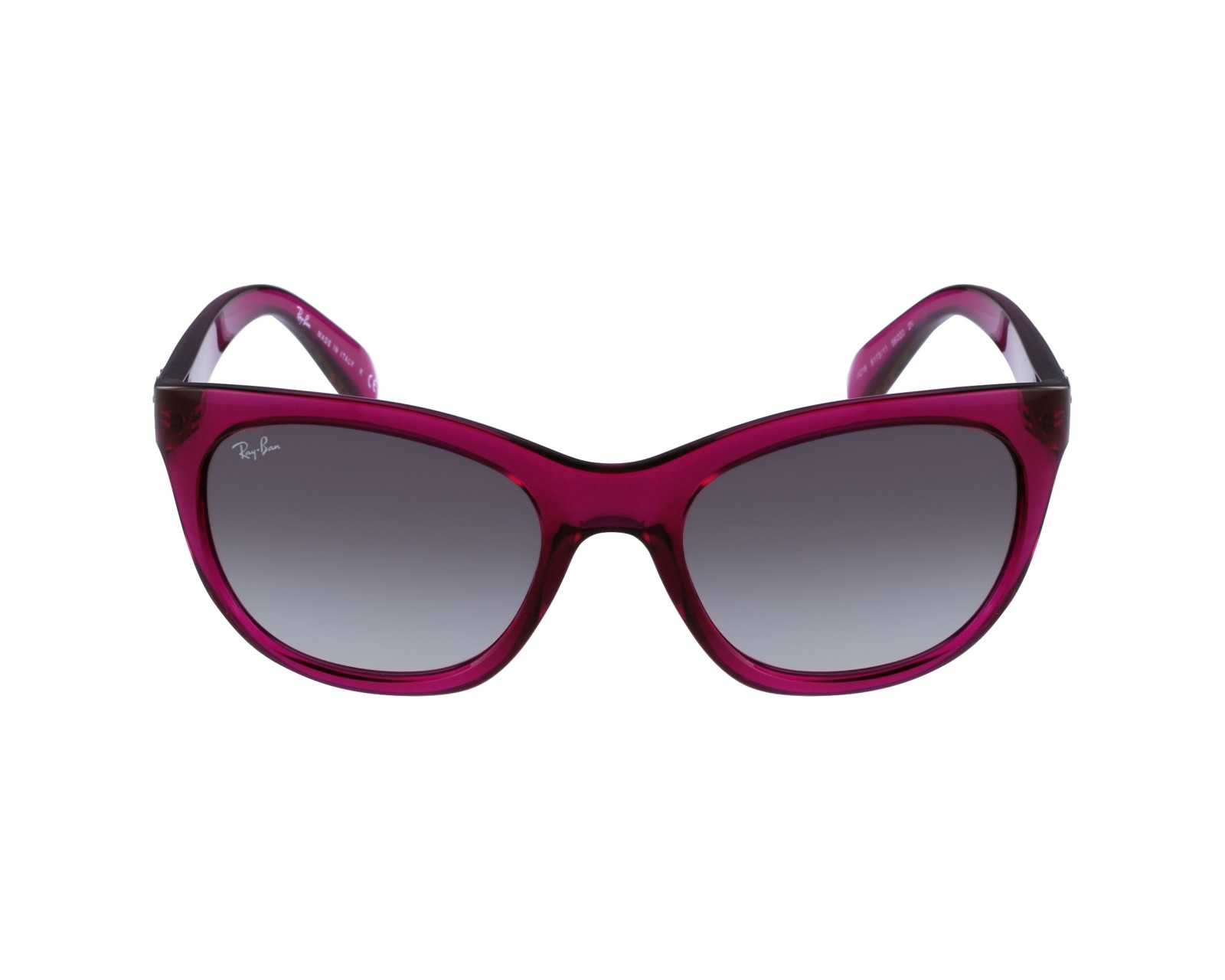 d19e0480ee Sunglasses Ray-Ban RB-4216 617311 - Purple profile view
