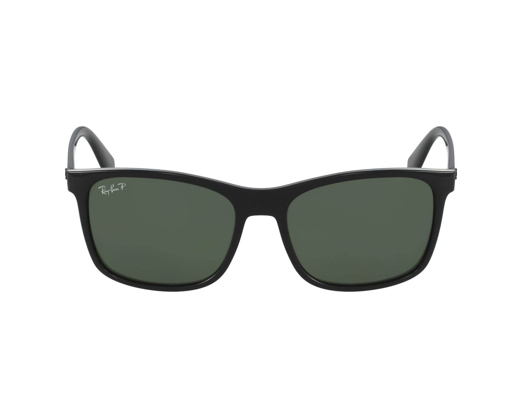 1f82ccf58b64 Polarized. Sunglasses Ray-Ban RB-4232 601/9A 57-17 Black profile view