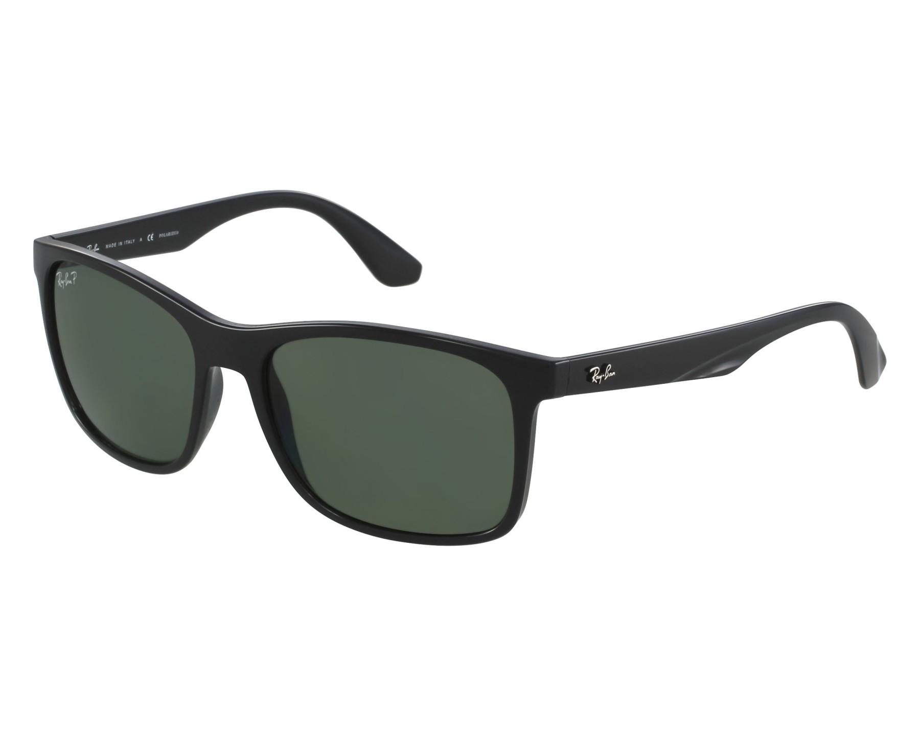 0fd6c29e220b Sunglasses Ray-Ban RB-4232 601/9A 57-17 Black front view