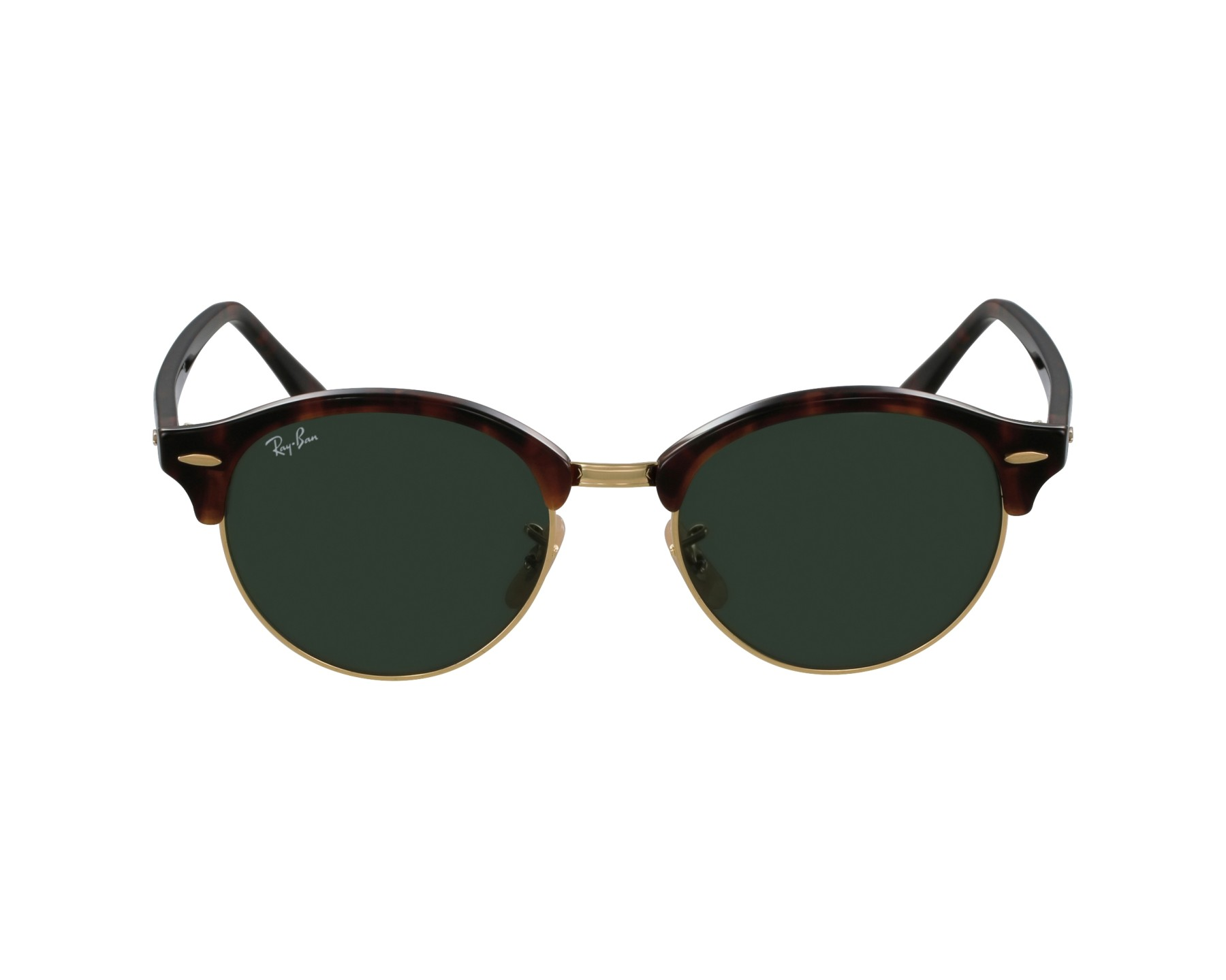 fcb0ed8b94 Sunglasses Ray-Ban RB-4246 990 51-19 Havana Gold profile view