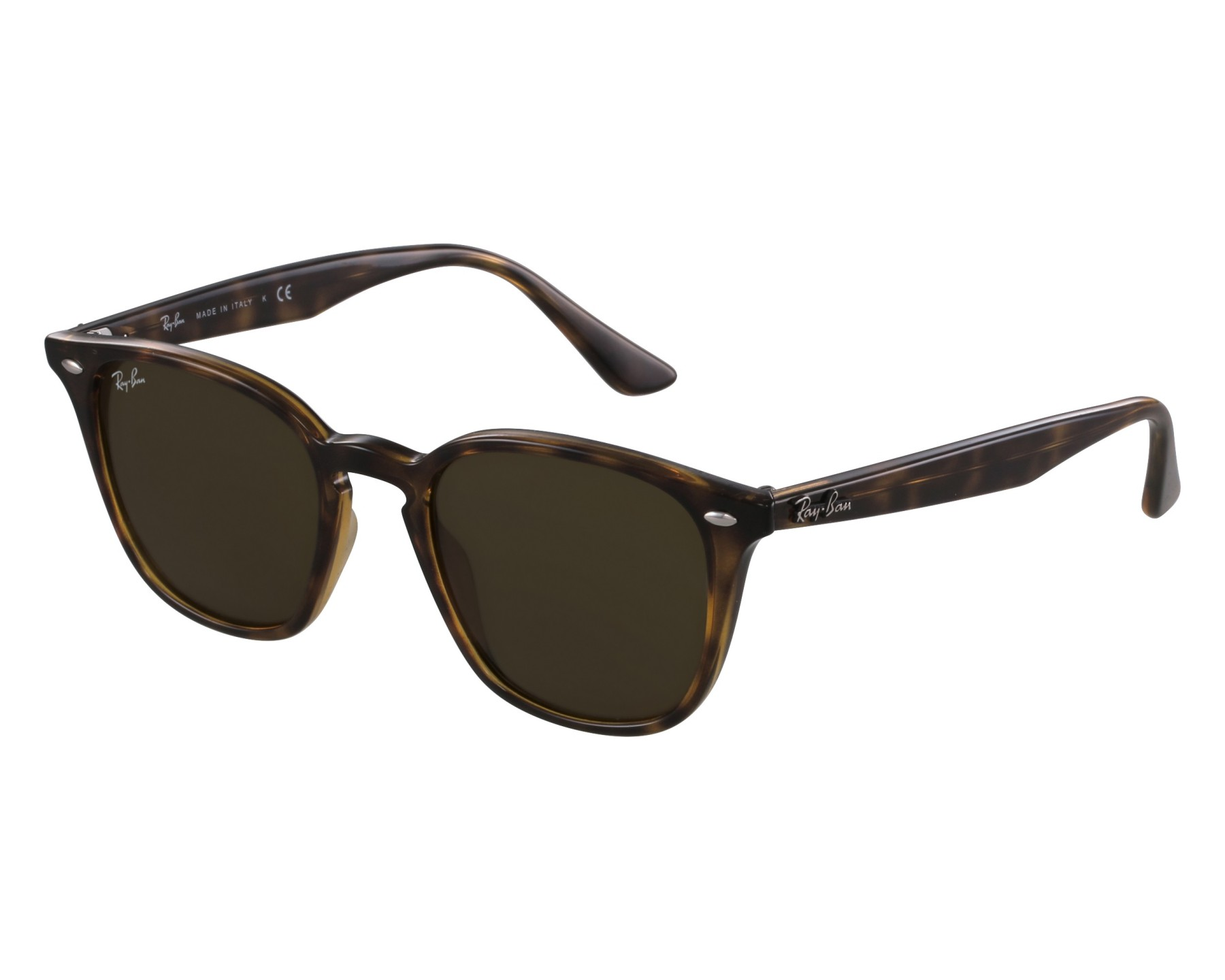 e0d998390d Sunglasses Ray-Ban RB-4258 710 73 50-20 Havana front view