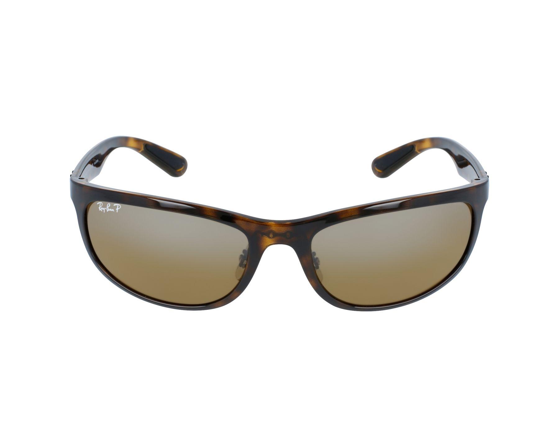 e3e22de4cb thumbnail Sunglasses Ray-Ban RB-4265 710 A2 - Havana profile view