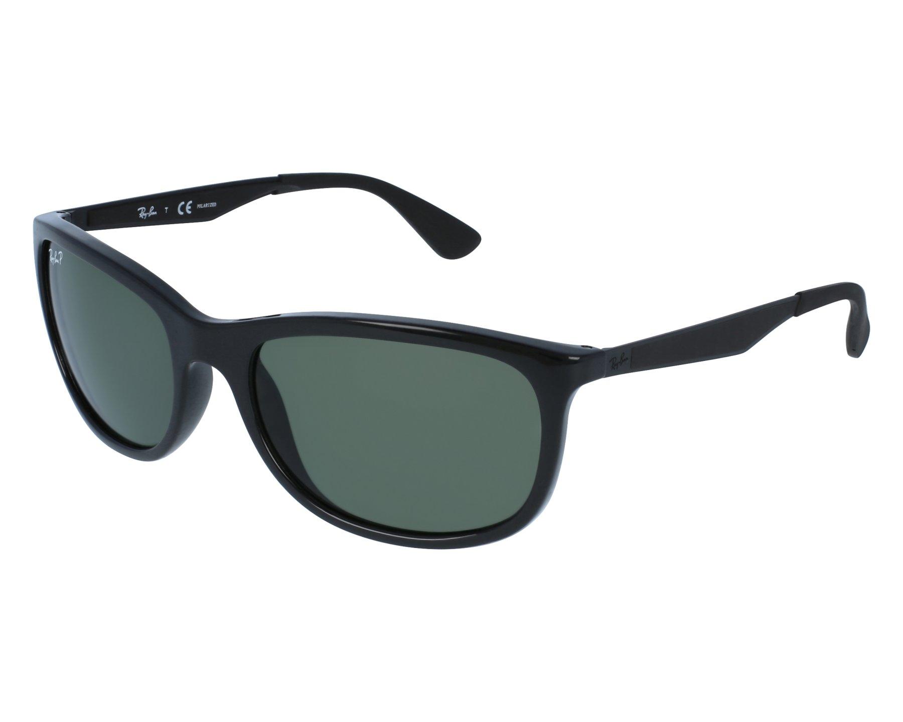 fa3e9fea857 Sunglasses Ray-Ban RB-4267 601 9A 59-19 Black Black front