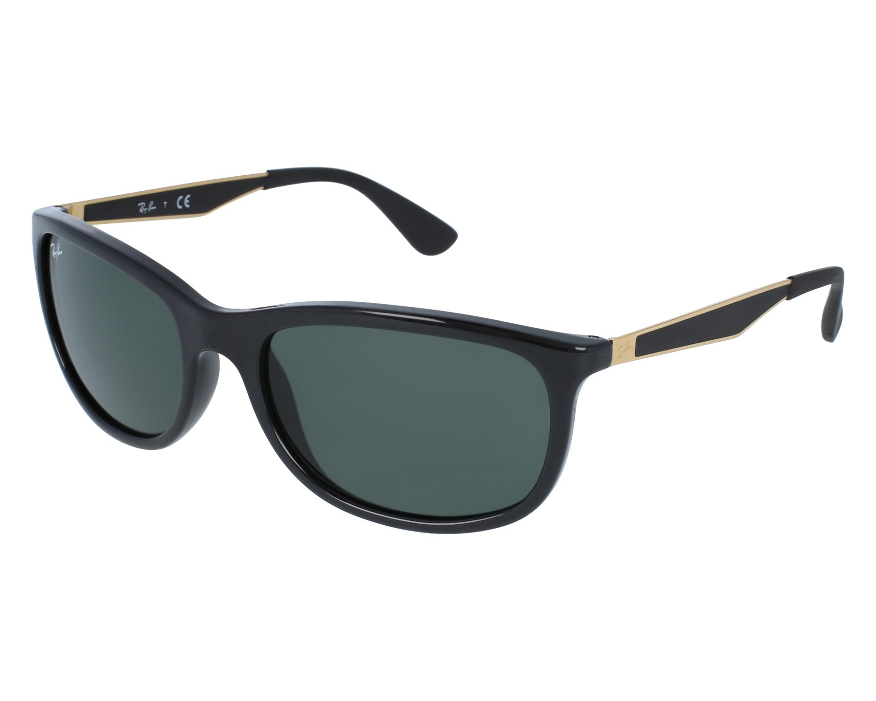 101ea4e5cfe Sunglasses Ray-Ban RB-4267 6227 71 59-19 Black Gold front