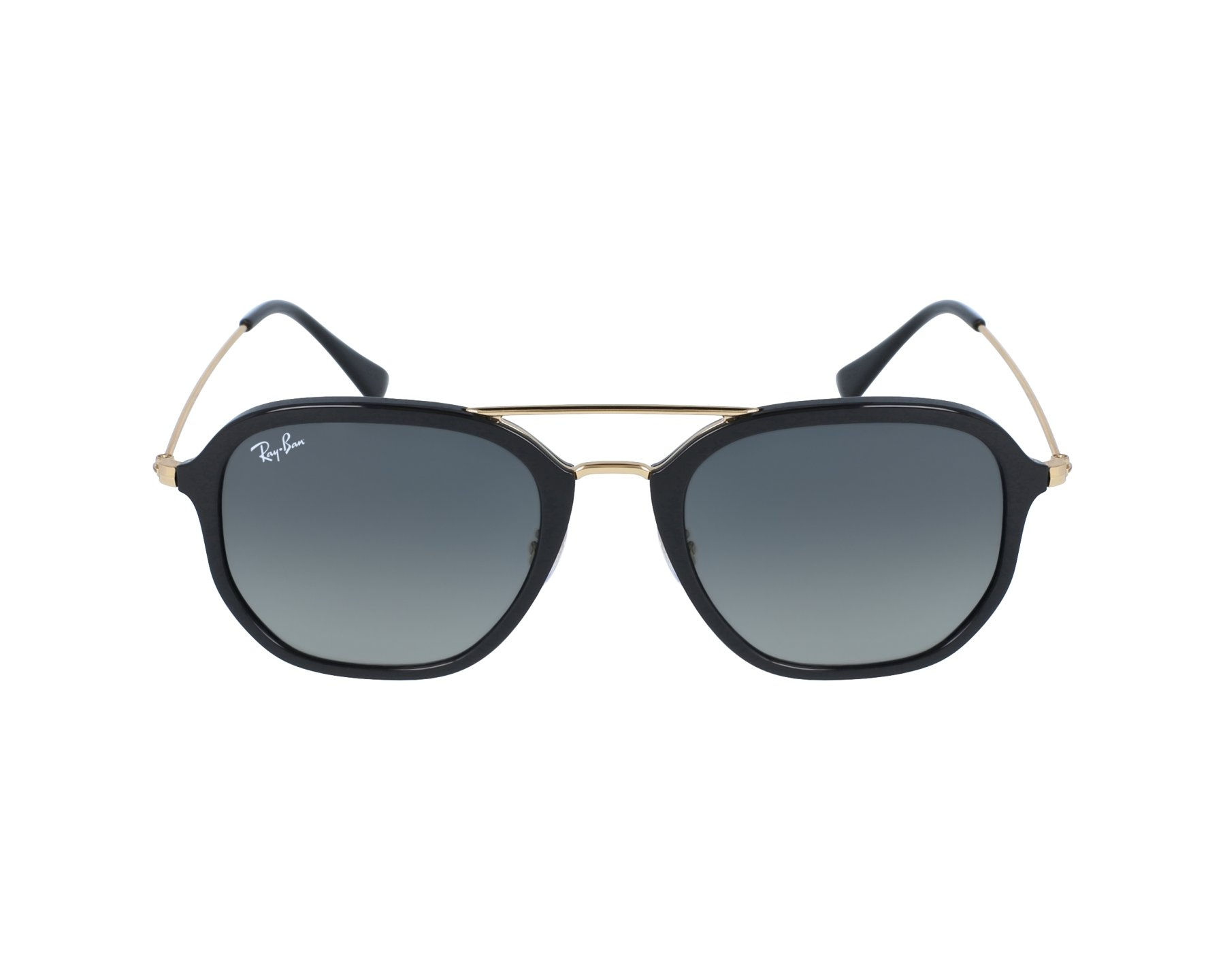 0141e2ba17 Sunglasses Ray-Ban RB-4273 601 71 52-21 Black Gold profile