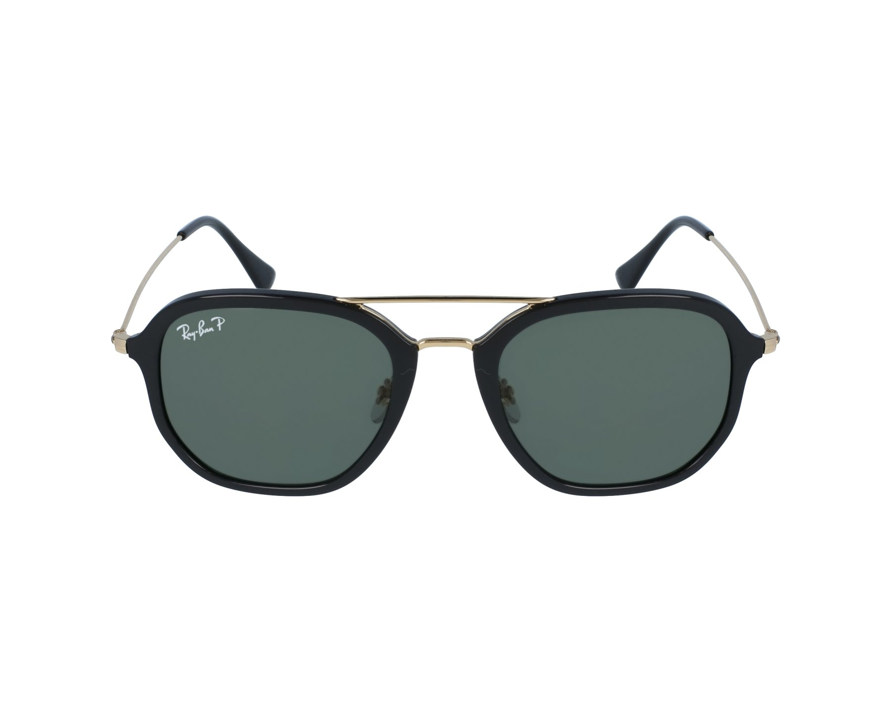dcbd3c5963 Sunglasses Ray-Ban RB-4273 601 9A 52-21 Black Gold profile