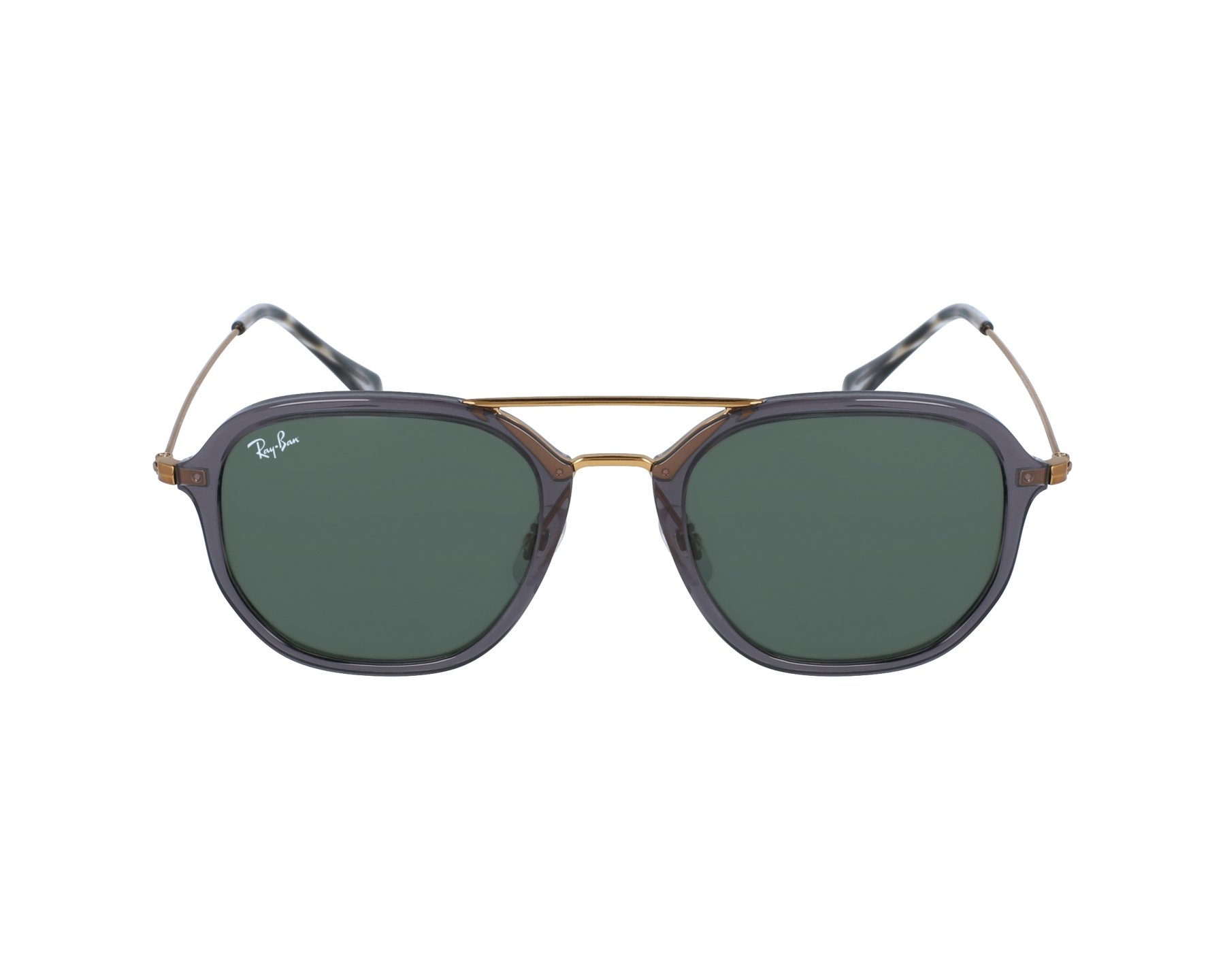 c5117278b6 Sunglasses Ray-Ban RB-4273 6237 52-21 Black Gold profile view