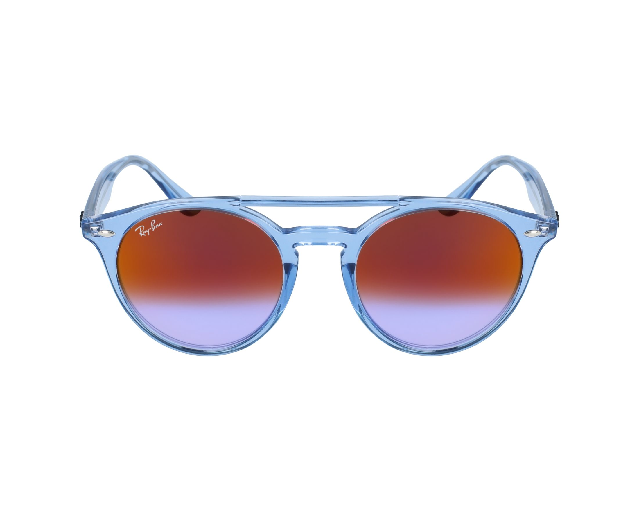 196a68c544 Sunglasses Ray-Ban RB-4279 6278A9 51-21 Blue profile view