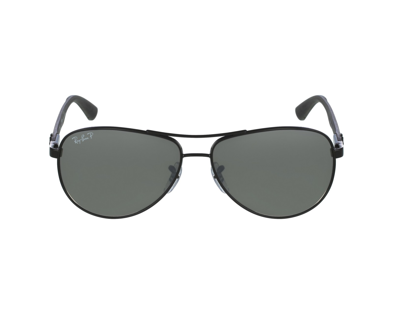 ac9df00b75a356 Sunglasses Ray-Ban RB-8313 002 K7 58-13 Black Carbon profile
