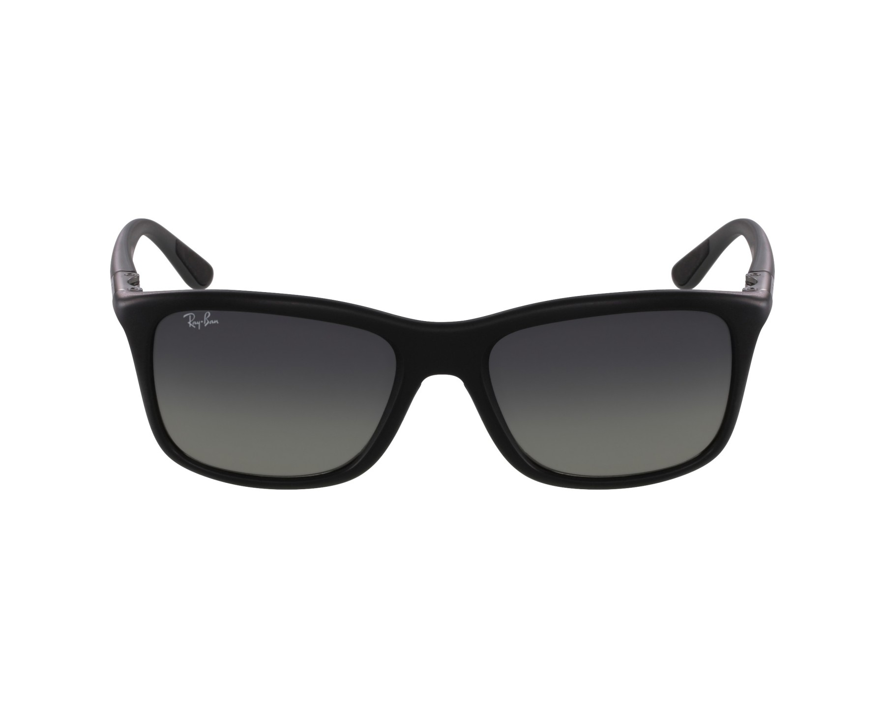 3d1a525ec0b81 thumbnail Sunglasses Ray-Ban RB-8352 6220 11 - Black profile view