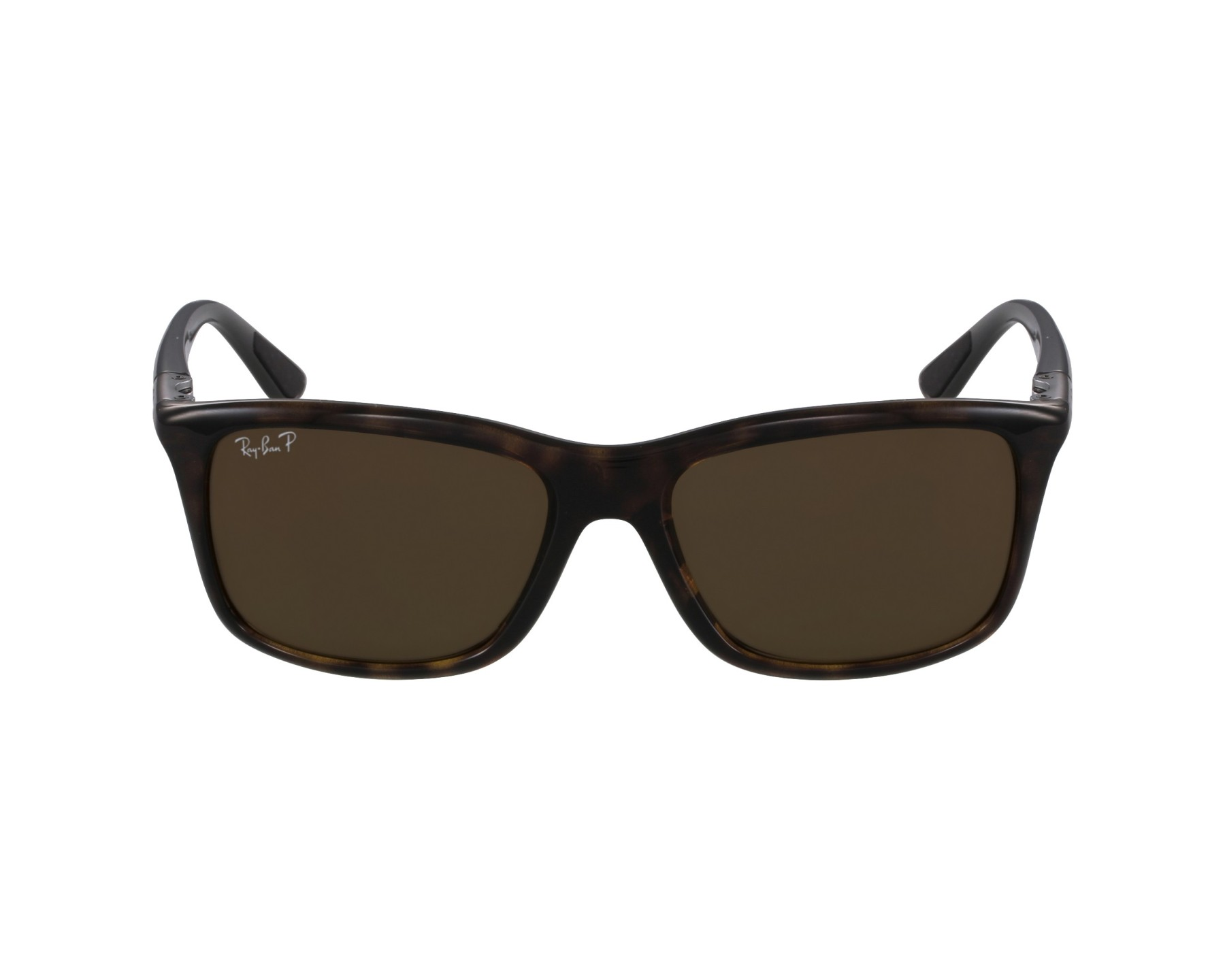 8e8a4e7b59 Polarized. Sunglasses Ray-Ban RB-8352 6221 83 - Havana Grey profile view