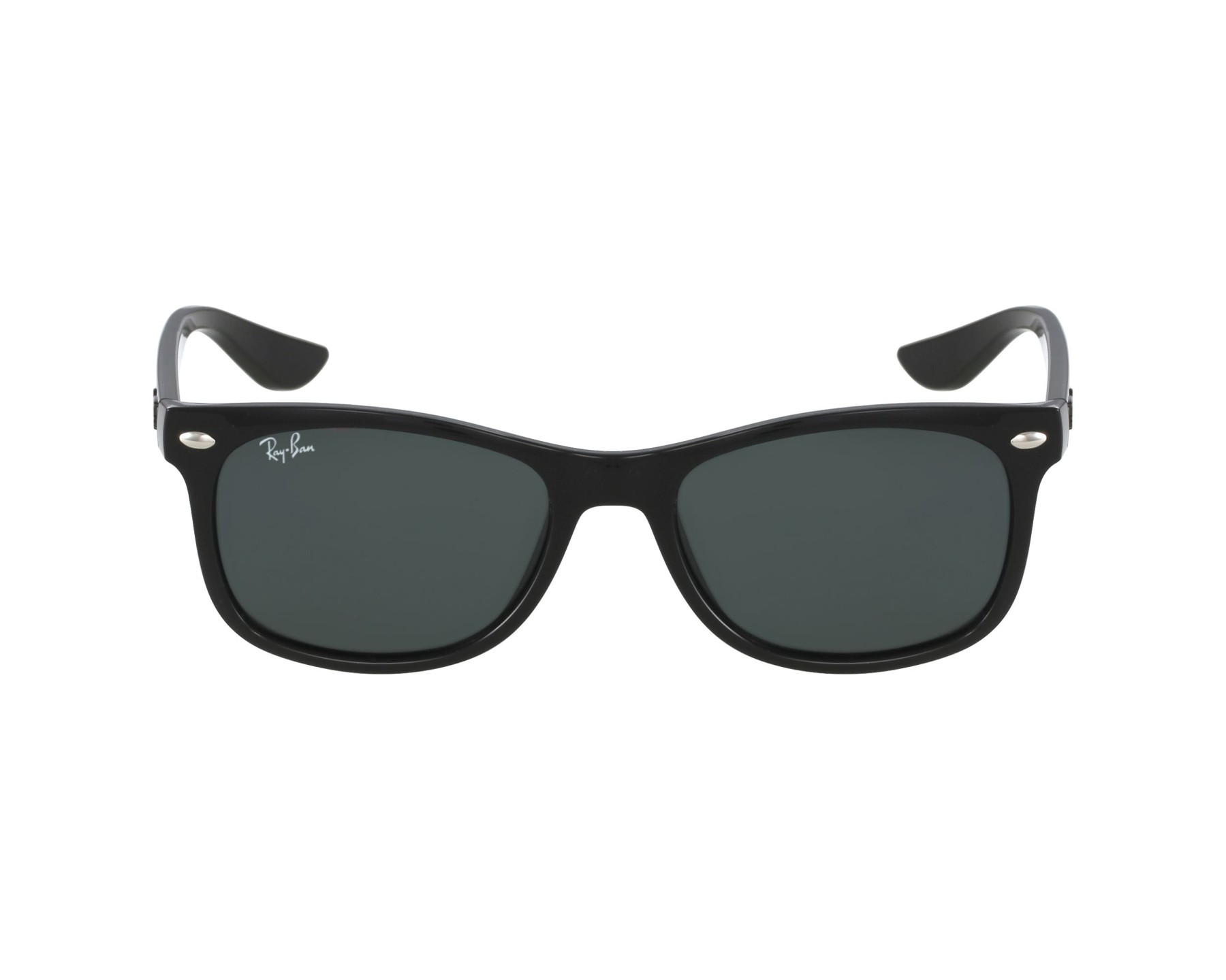 de3911d64 Sunglasses Ray-Ban RJ-9052-S 100/71 - Black profile view