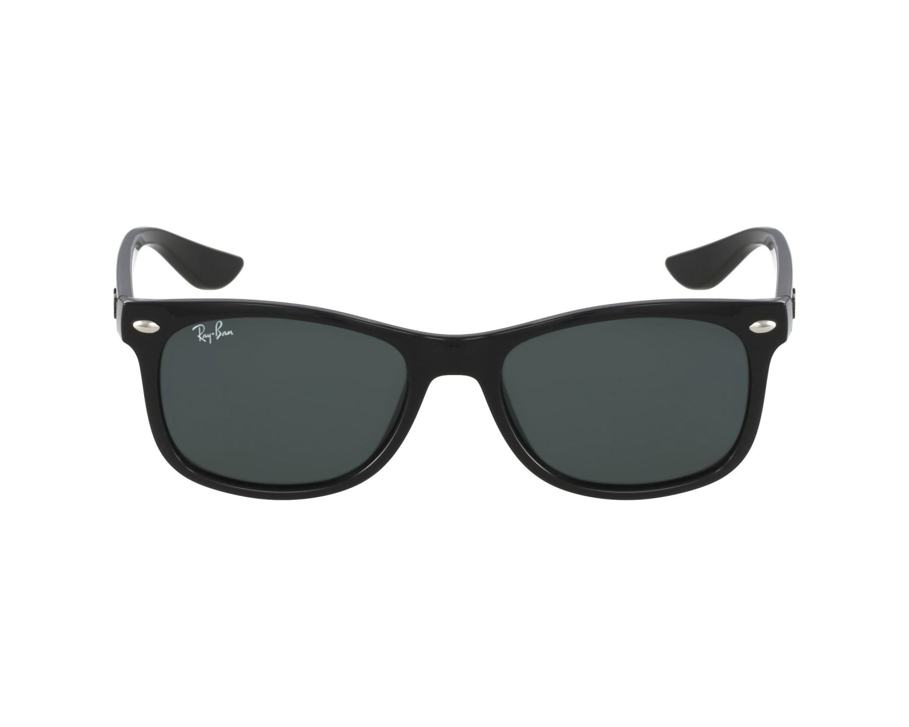 e99d6c23a48e Sunglasses Ray-Ban RJ-9052-S 100/71 - Black profile view