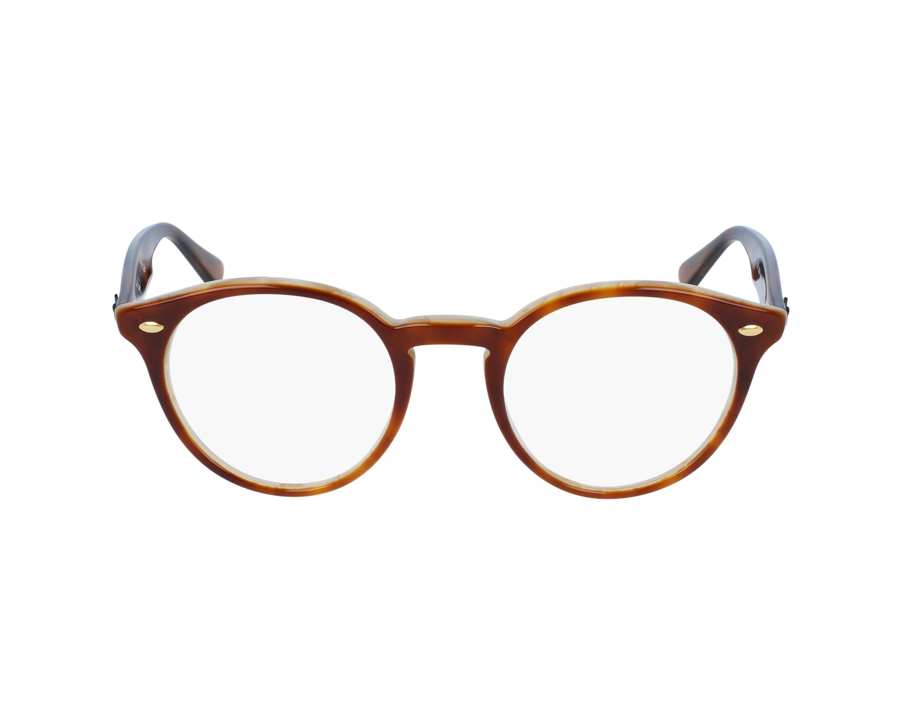 d862567a06 ... new zealand eyeglasses ray ban rx 2180 v 5677 47 21 brown havana  profile c95a0 b3342