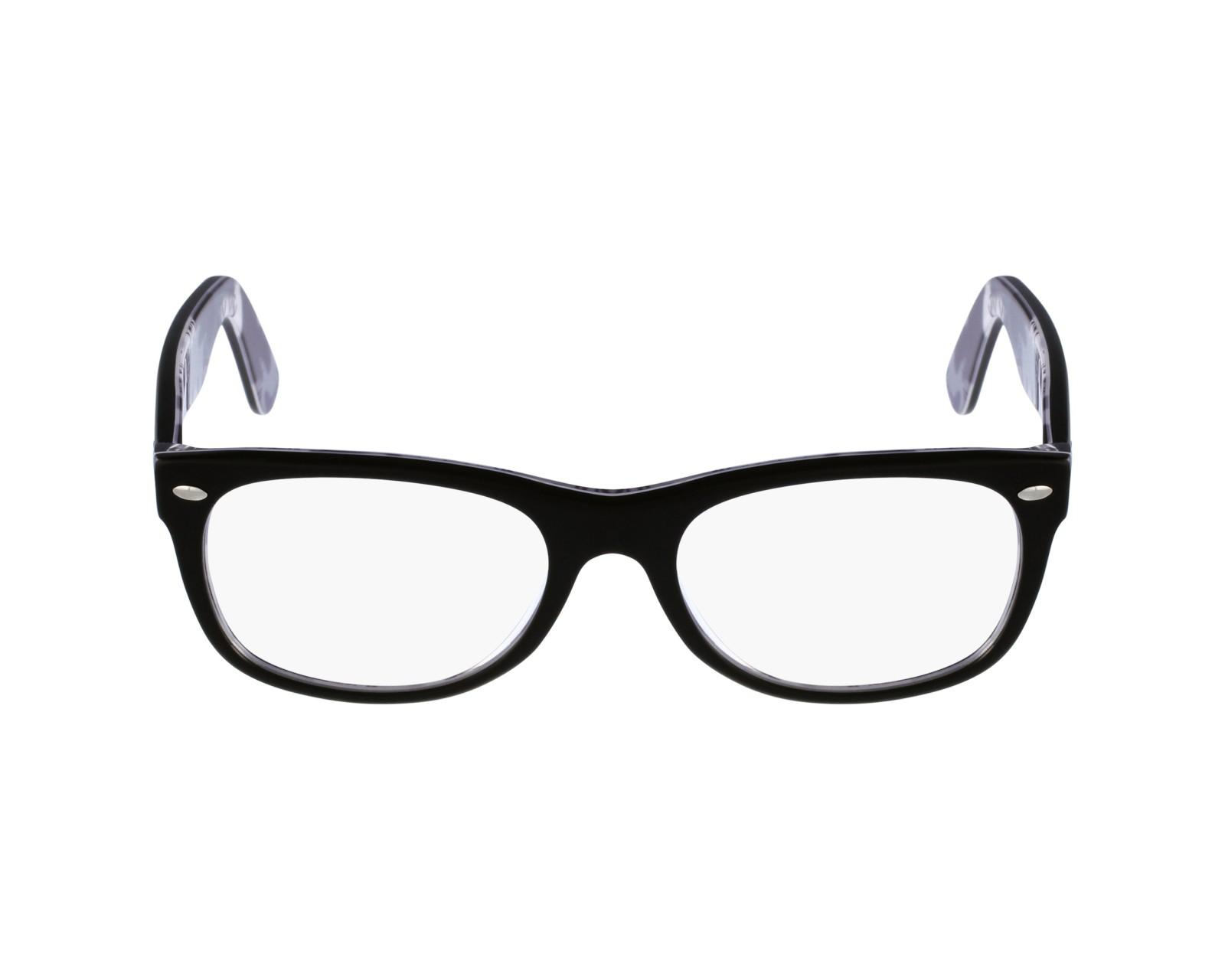 eyeglasses Ray-Ban RX-5184 5405 50-18 Black profile view ac977ba9f2fe