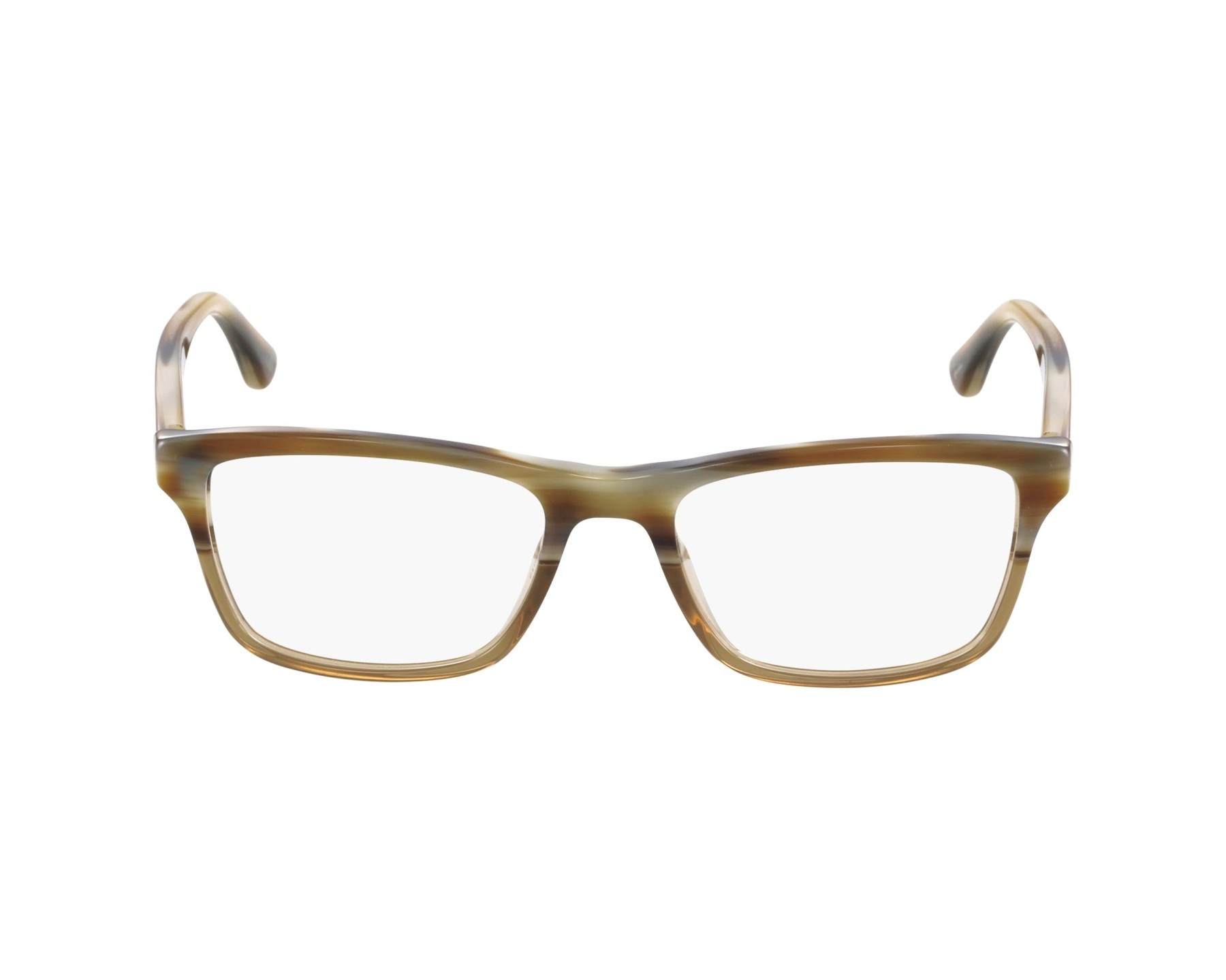 297df87ac6 eyeglasses Ray-Ban RX-5279 5542 55-18 Brown profile view