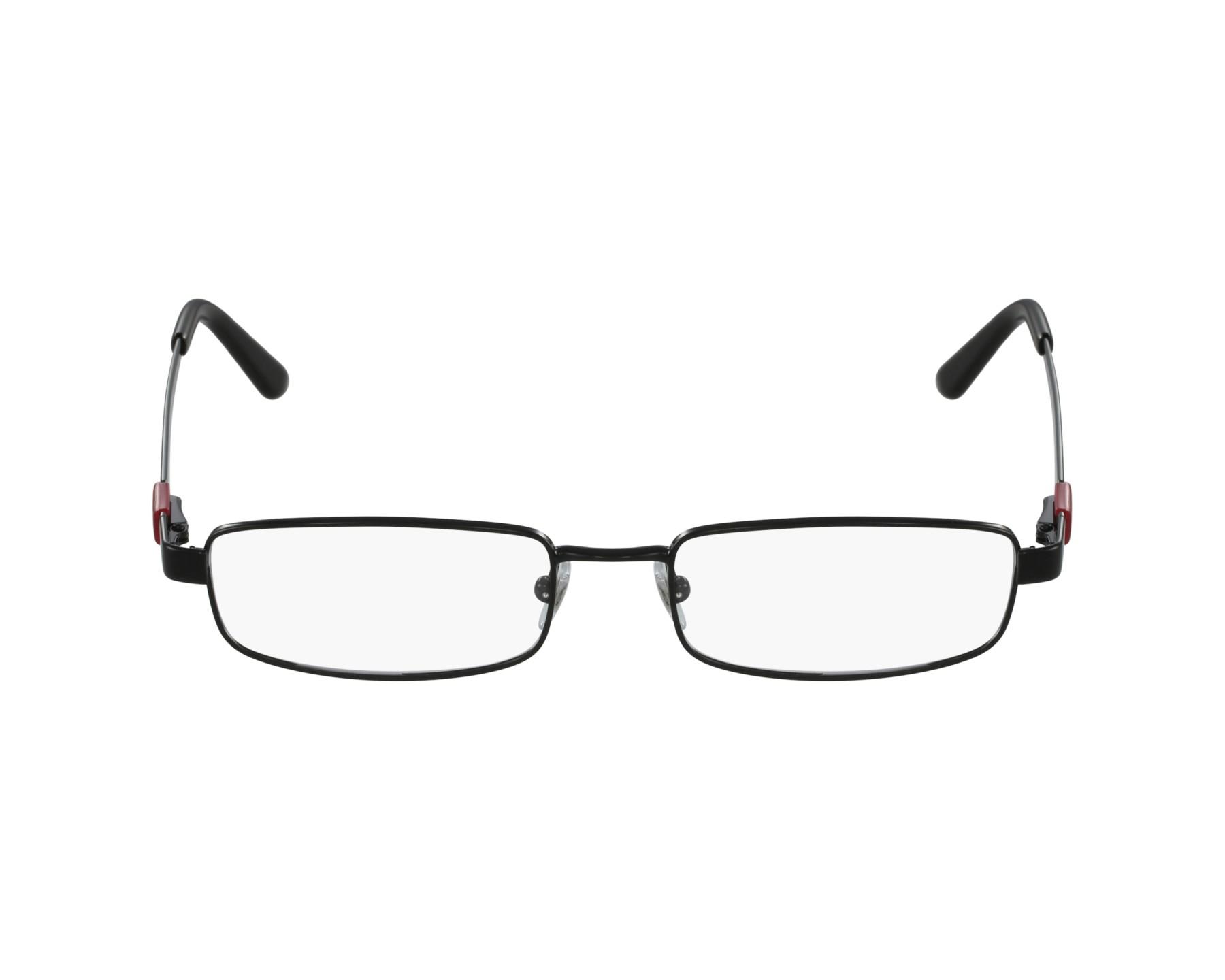 2cf6cc4d807 uk eyeglasses ray ban rx 6076 2509 51 19 black profile view 7edcb a2a5f