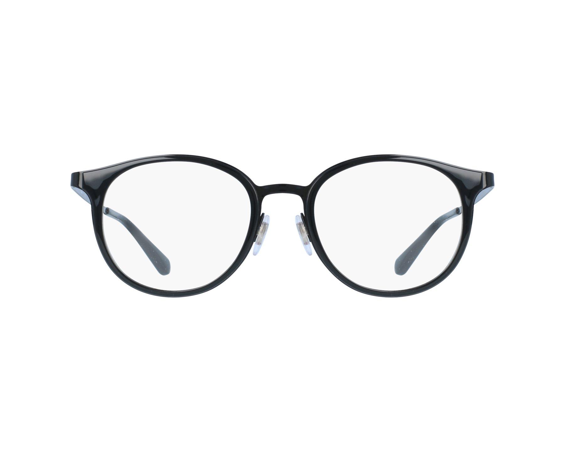 67be12deea55b eyeglasses Ray-Ban RX-6372-M 2509 50-19 Black profile view