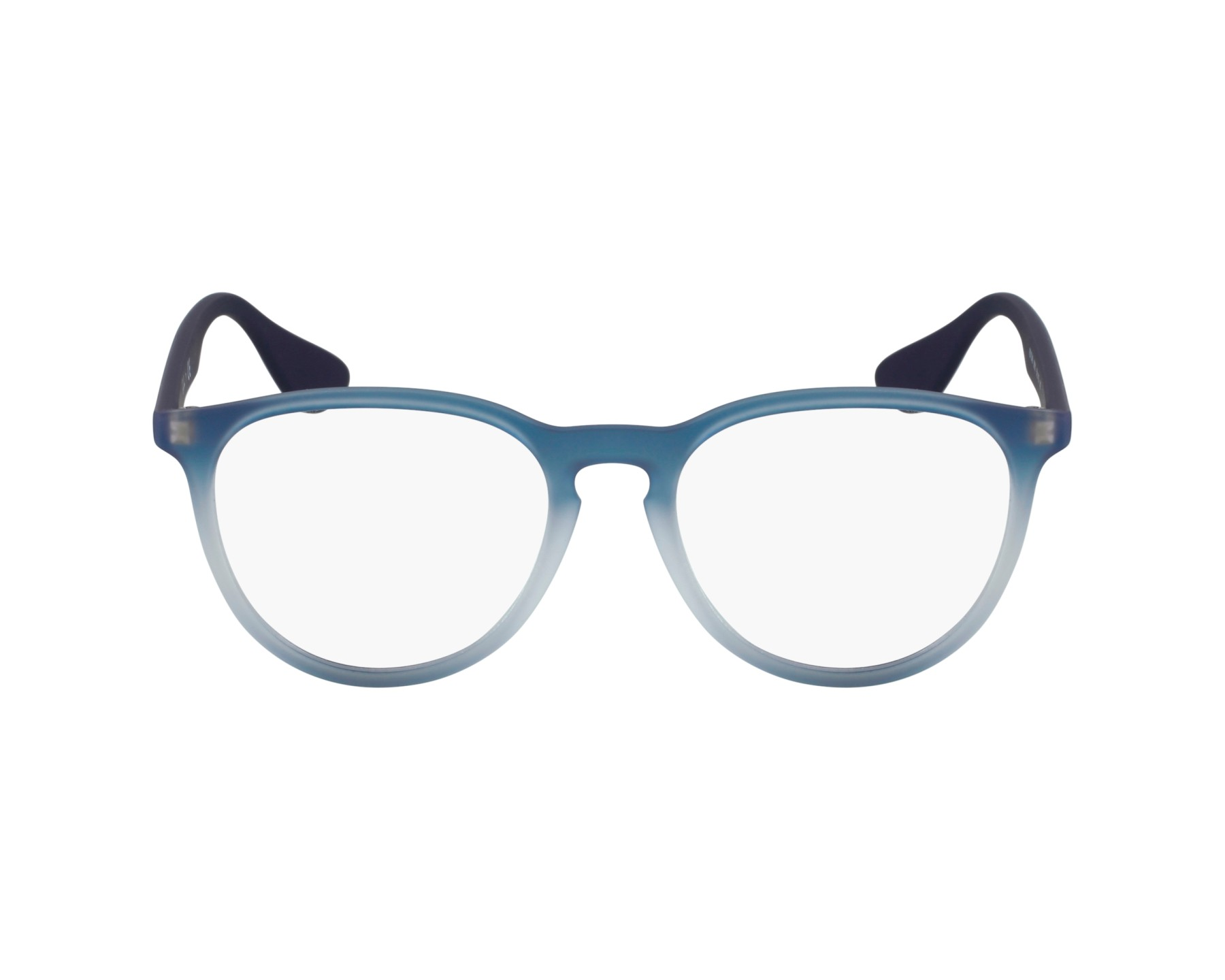 e39f59288d eyeglasses Ray-Ban RX-7046 5601 51-18 Blue profile view