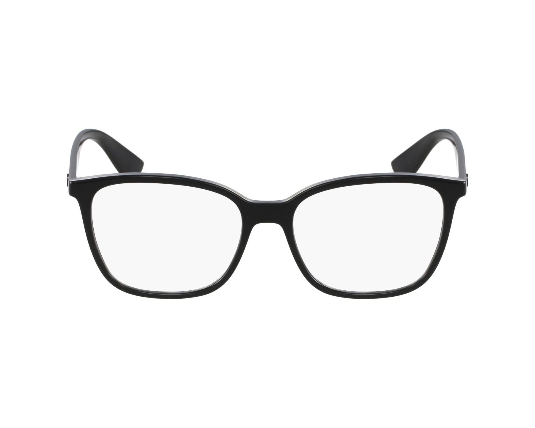 eyeglasses Ray-Ban RX-7066 2000 - Black profile view 53a8e94b30f