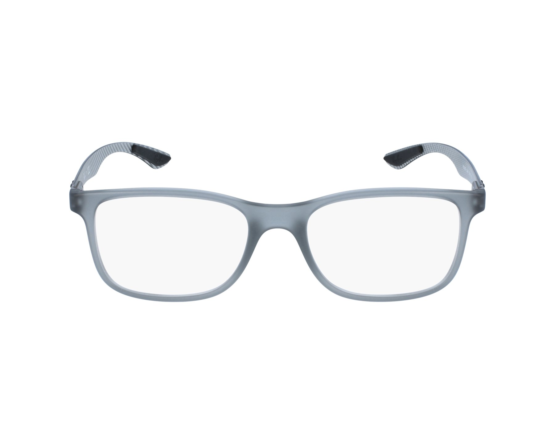 363a3adfd2 eyeglasses Ray-Ban RX-8903 5244 53-18 Grey profile view