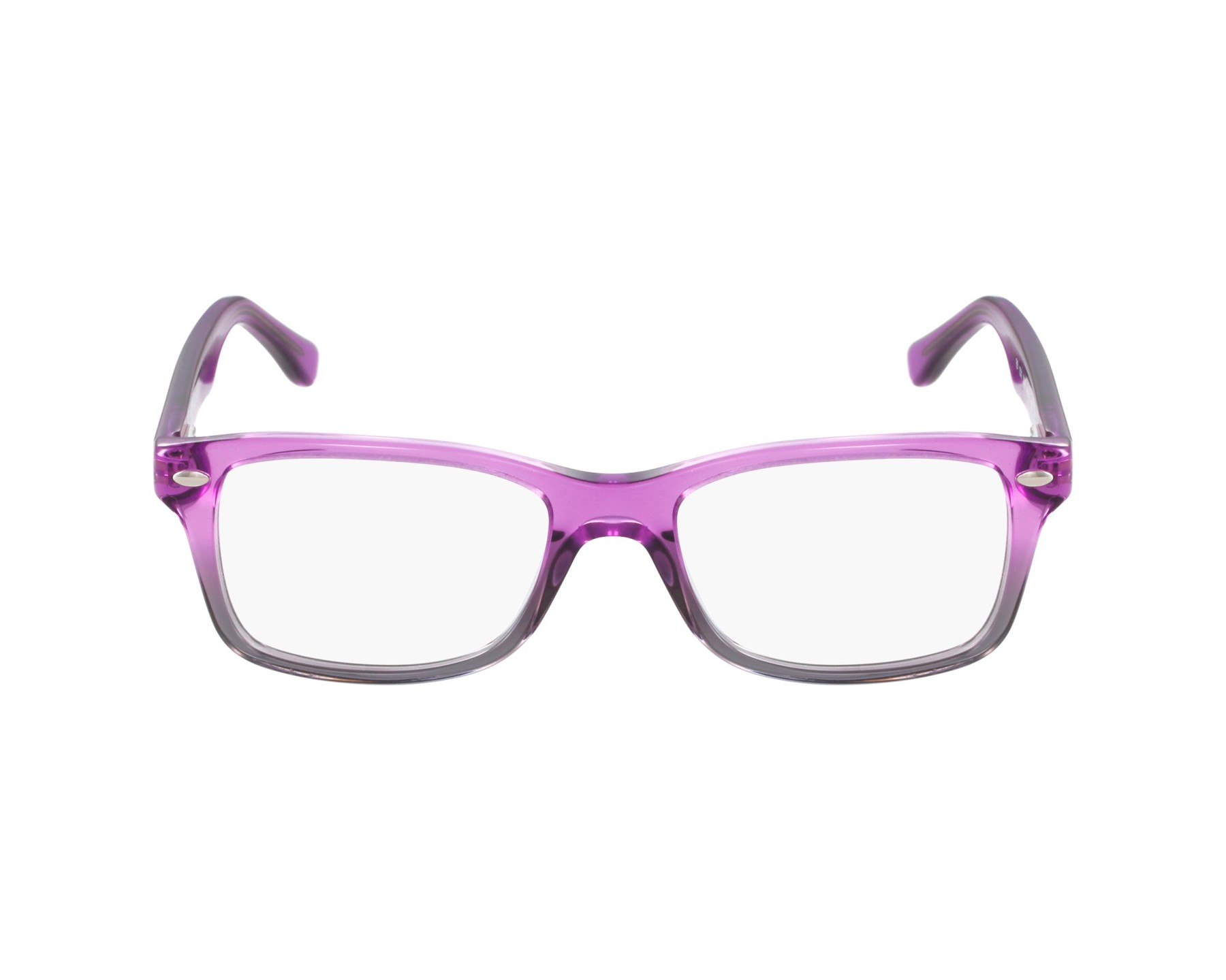 97a424c15b7e34 eyeglasses Ray-Ban RY-1531 3646 - Purple Grey profile view
