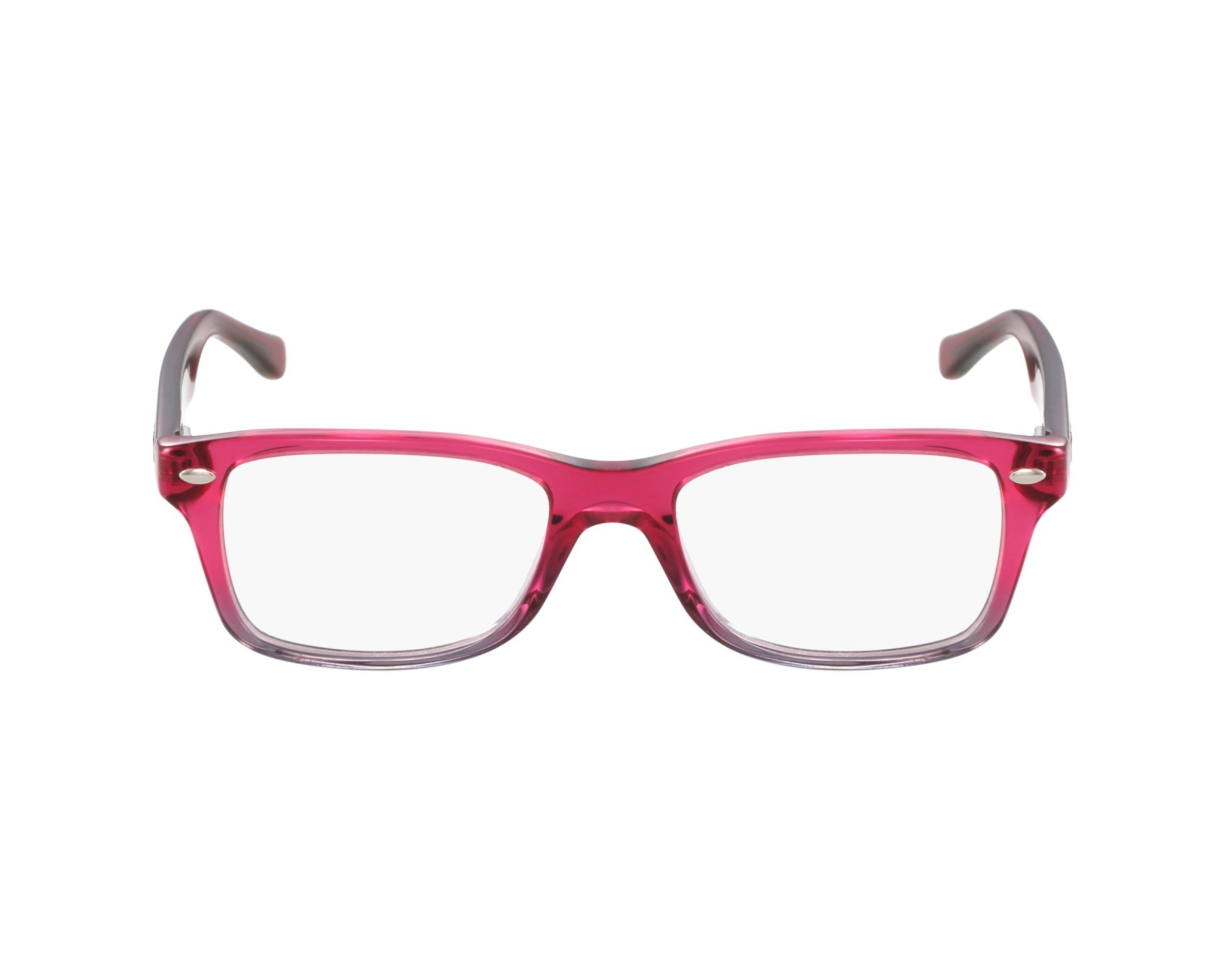 aa2a426643708a eyeglasses Ray-Ban RY-1531 3648 48-16 Pink Grey profile view