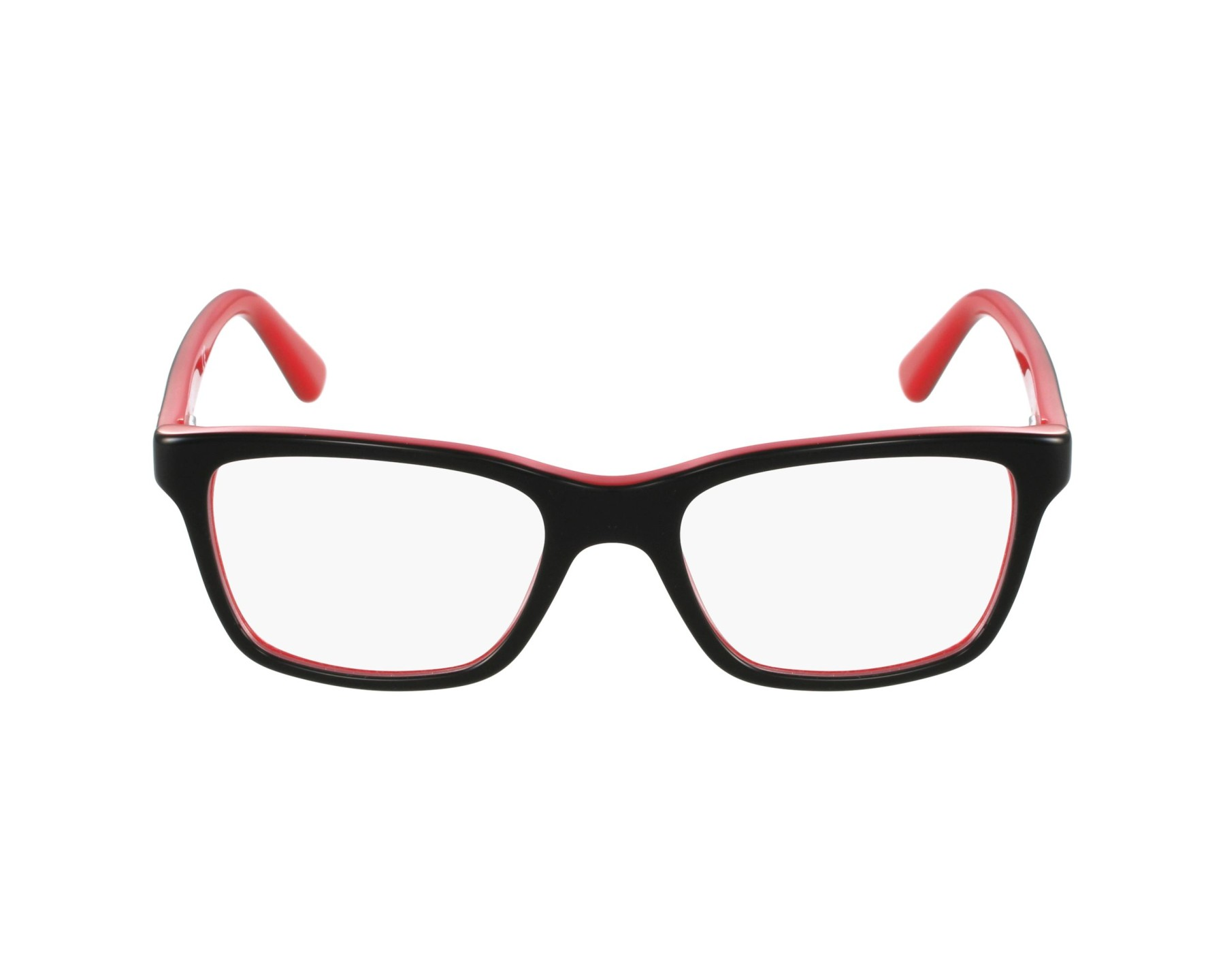eaefb362092 eyeglasses Ray-Ban RY-1536 3573 48-16 Black Red profile view