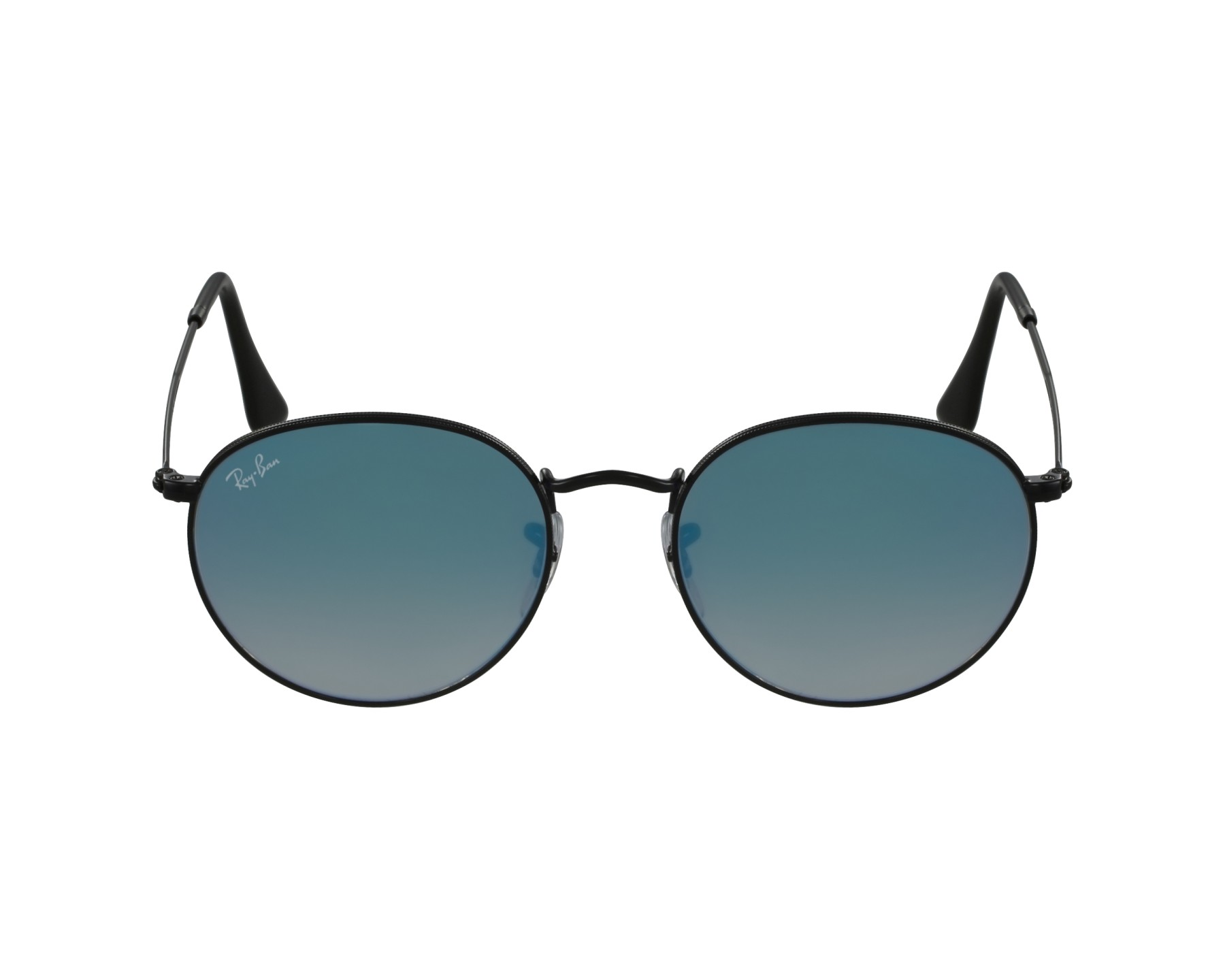Shop online: Ray-Ban sunglasses - 3447 Round Metal