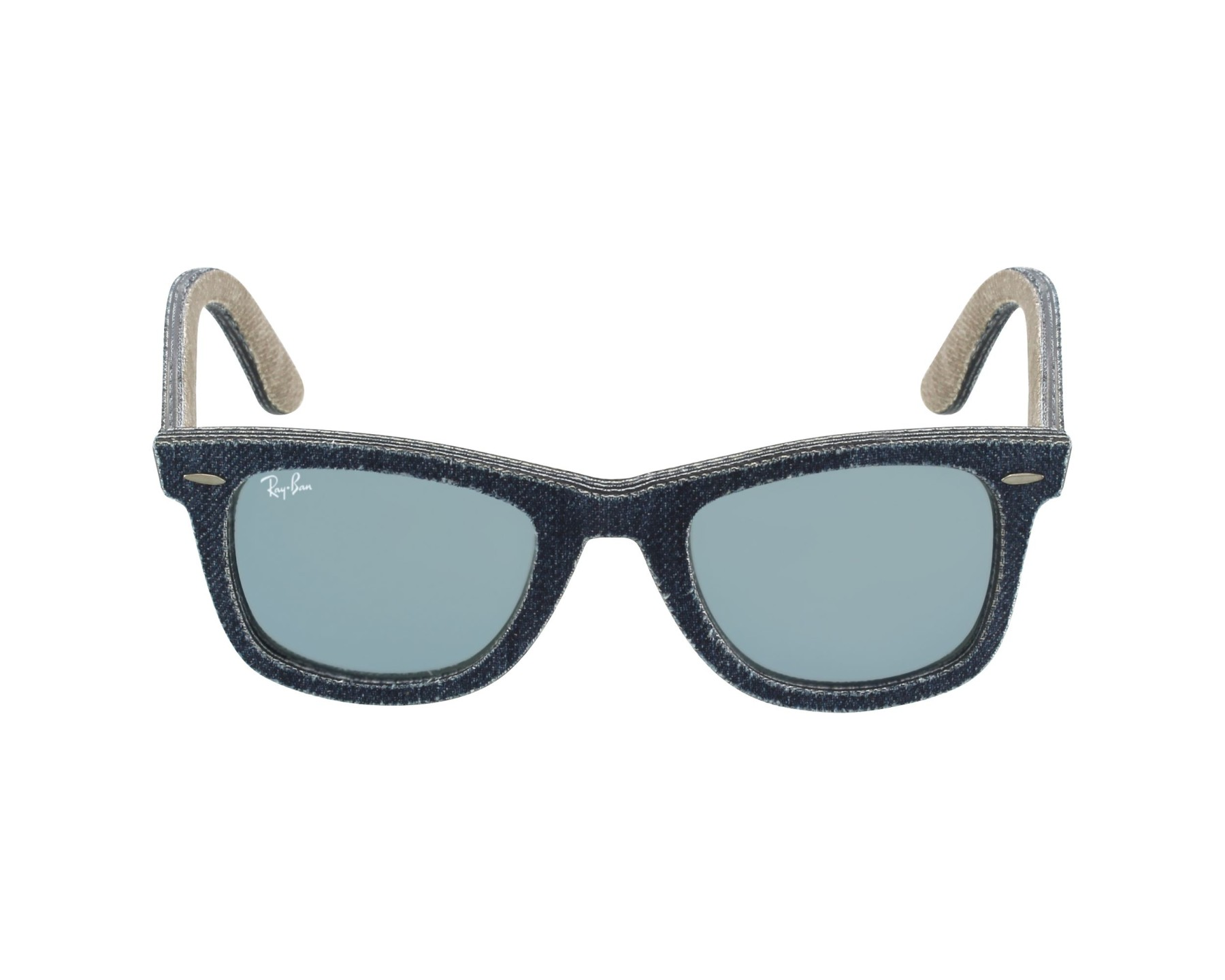 50b5b96e8c Sunglasses Ray-Ban RB-2140 119430 50-22 Blue profile view