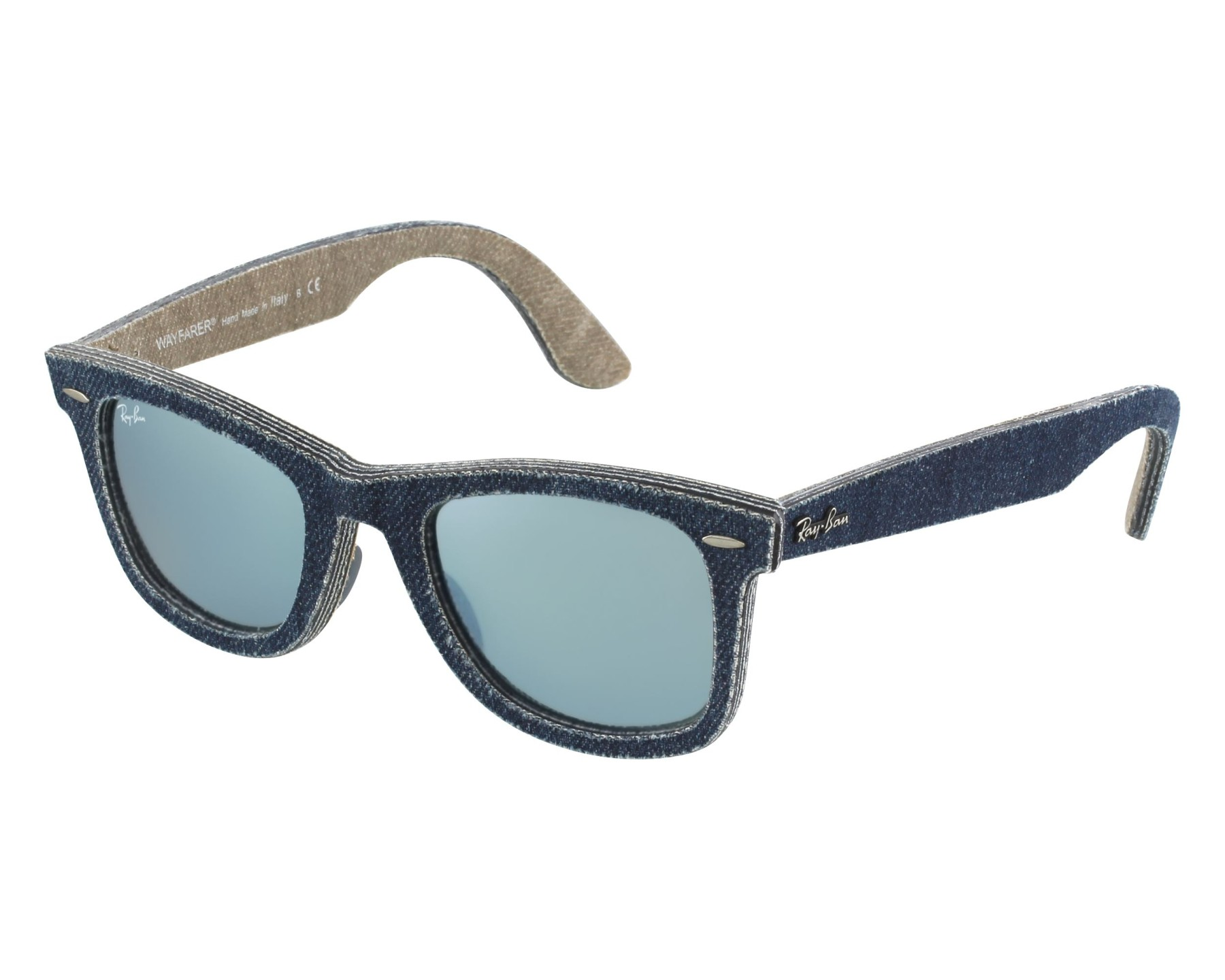 3348ee39b3 Sunglasses Ray-Ban RB-2140 119430 50-22 Blue front view