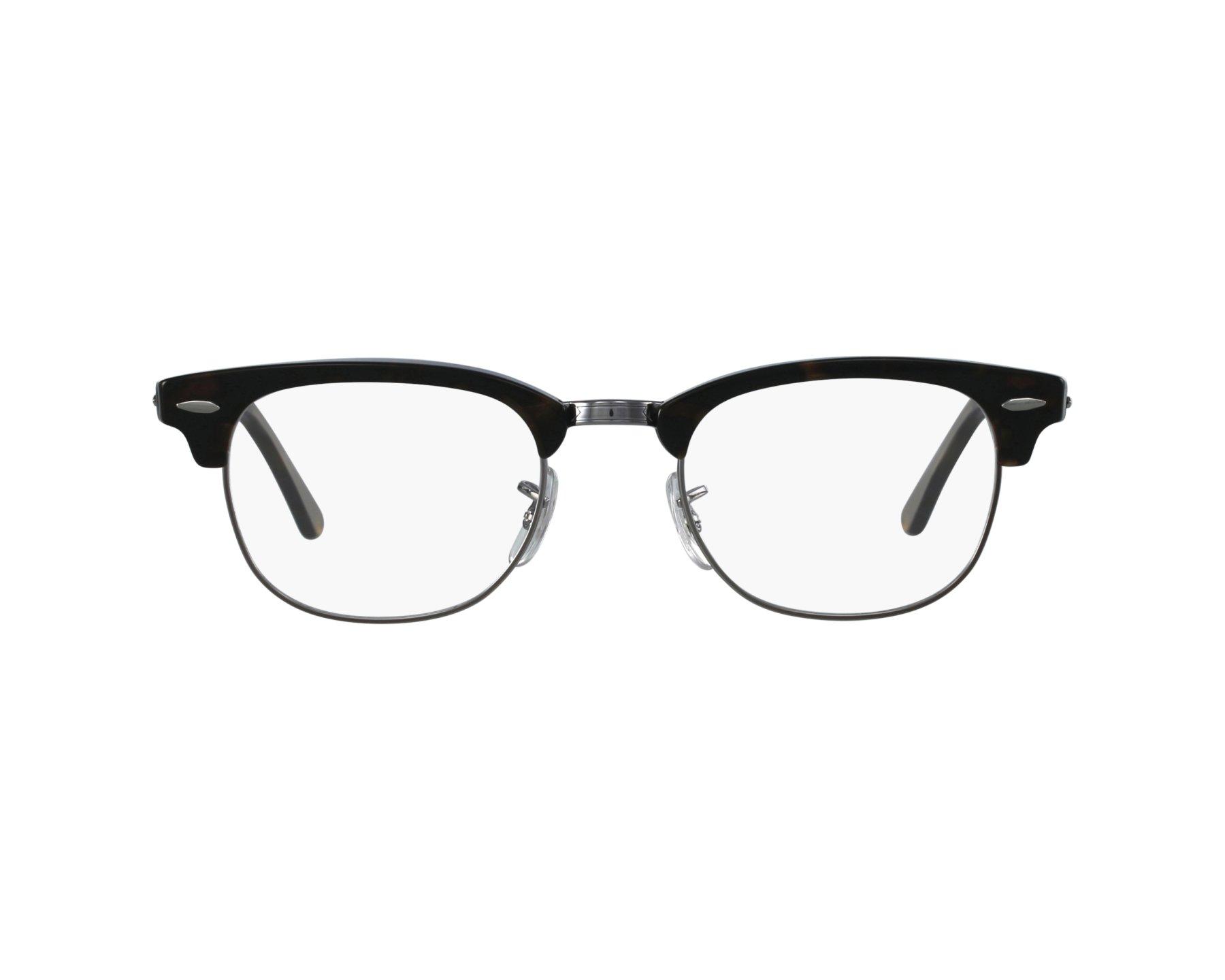 99e5515f4fe eyeglasses Ray-Ban RX-5154 2012 49-21 Havana profile view