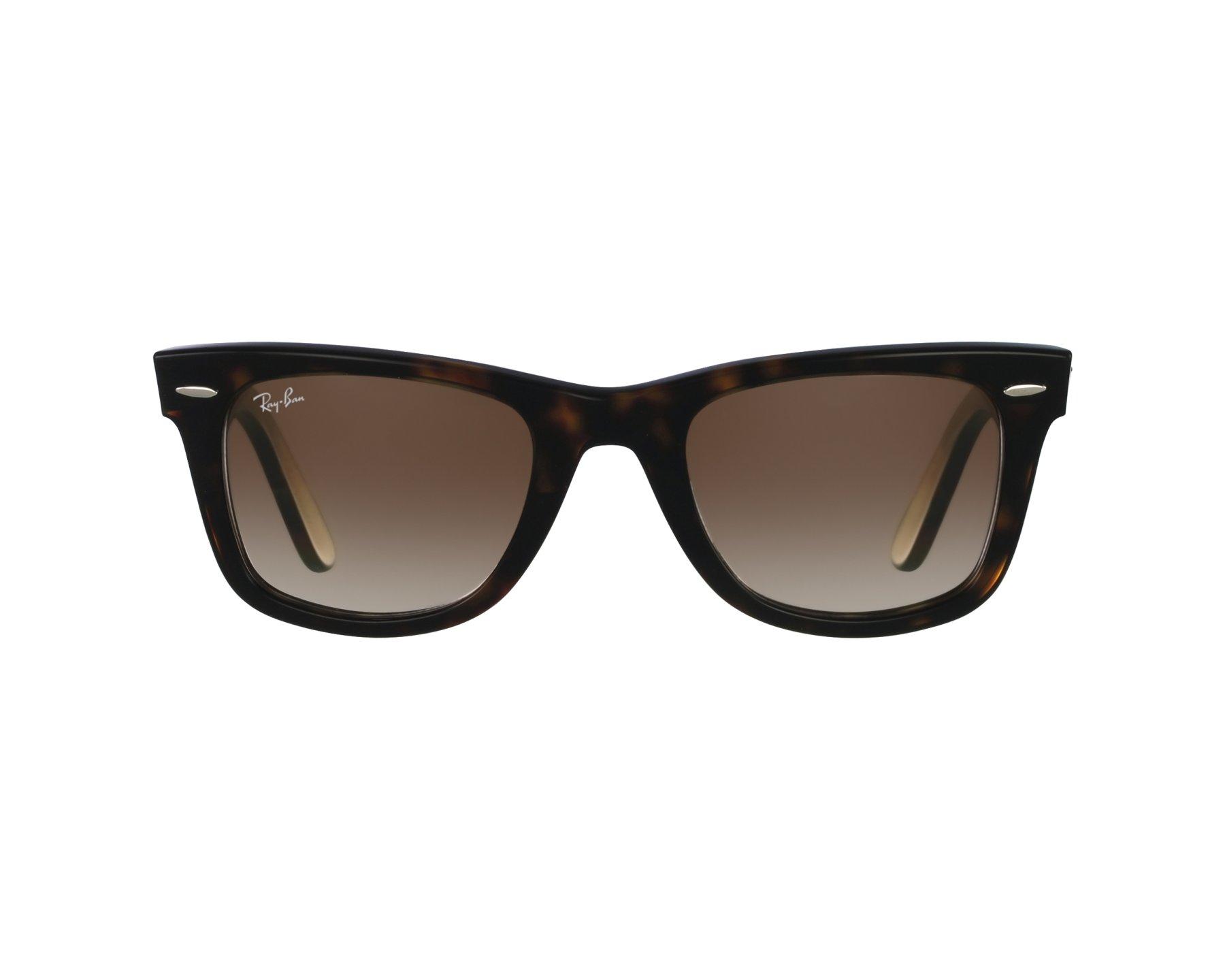 d97bba67196 Sunglasses Ray-Ban RB-2140 902 51 50-22 Havana profile view