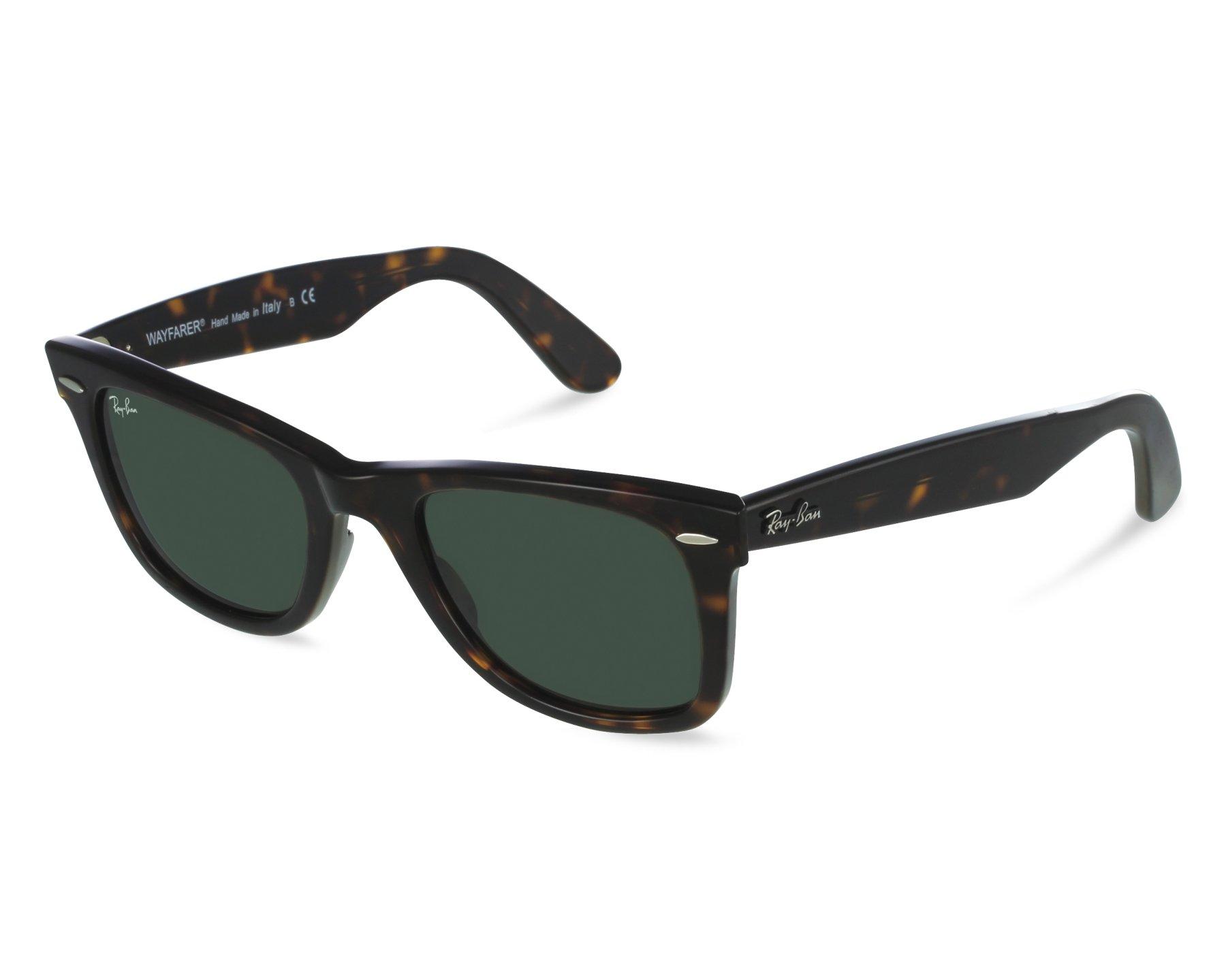 37fda9bc0b6 Sunglasses Ray-Ban RB-2140 902 50-22 Brown front view