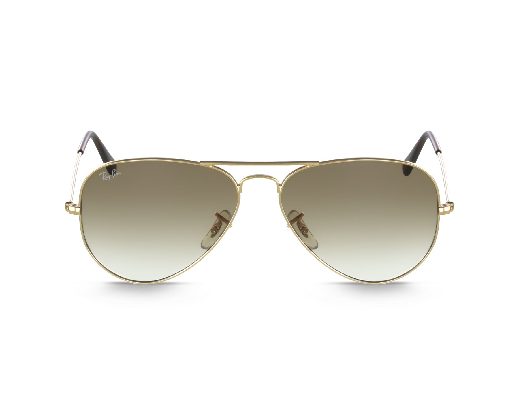 d5c126c7abc75 Sunglasses Ray-Ban RB-3025 001 51 55-14 Gold profile view