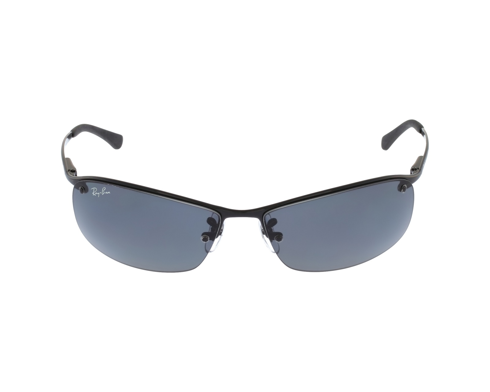 0d4b1fe449 Sunglasses Ray-Ban RB-3183 002 81 63-15 Black profile view