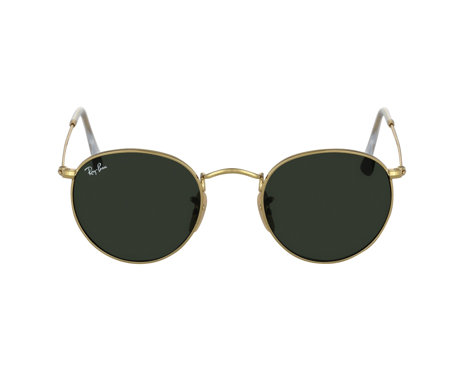 f375f6abcddca Sunglasses Ray-Ban RB-3447 001 47-21 Gold profile view