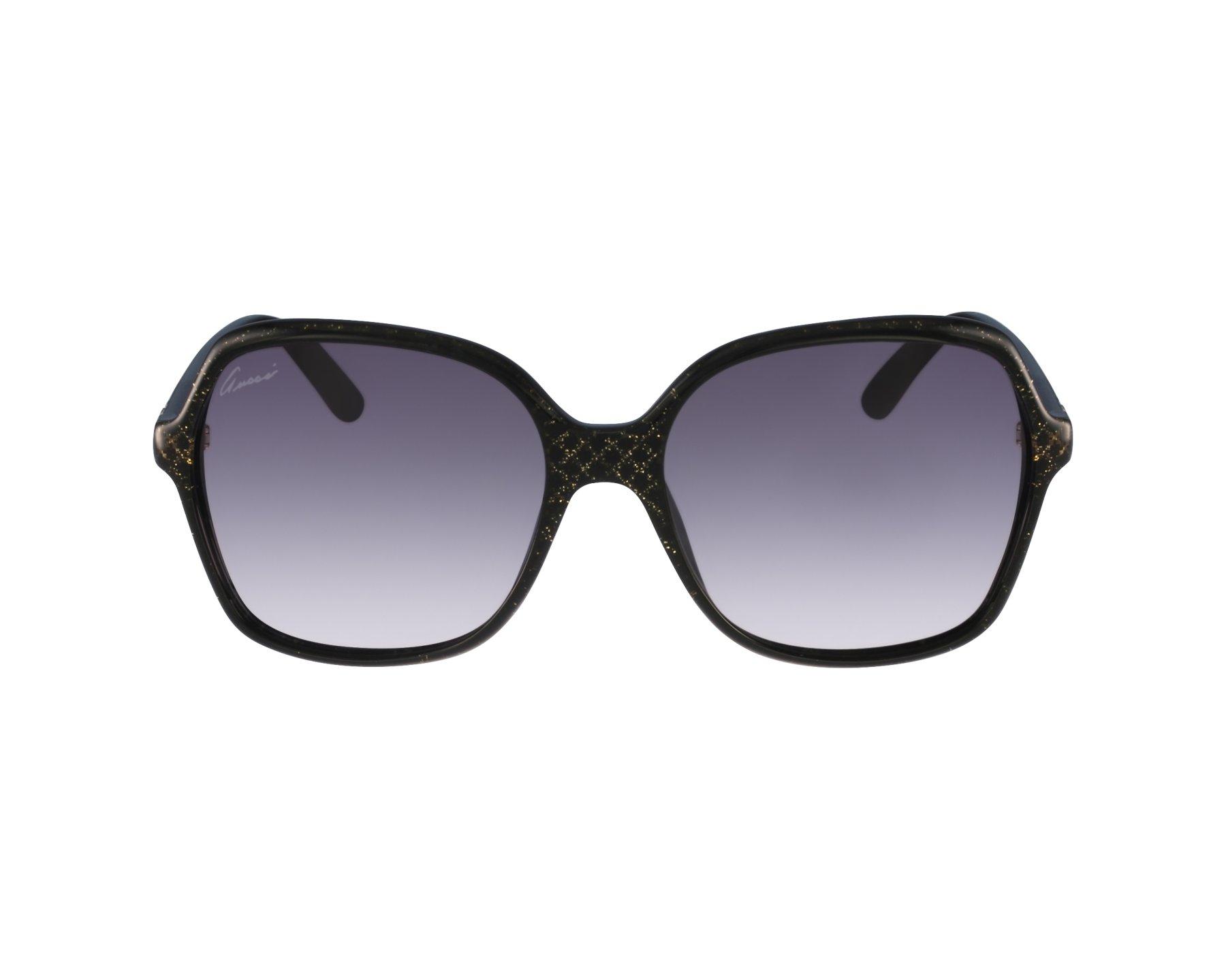 e5da113c16e thumbnail Sunglasses Gucci GG-3632-S DXF EU - Black profile view