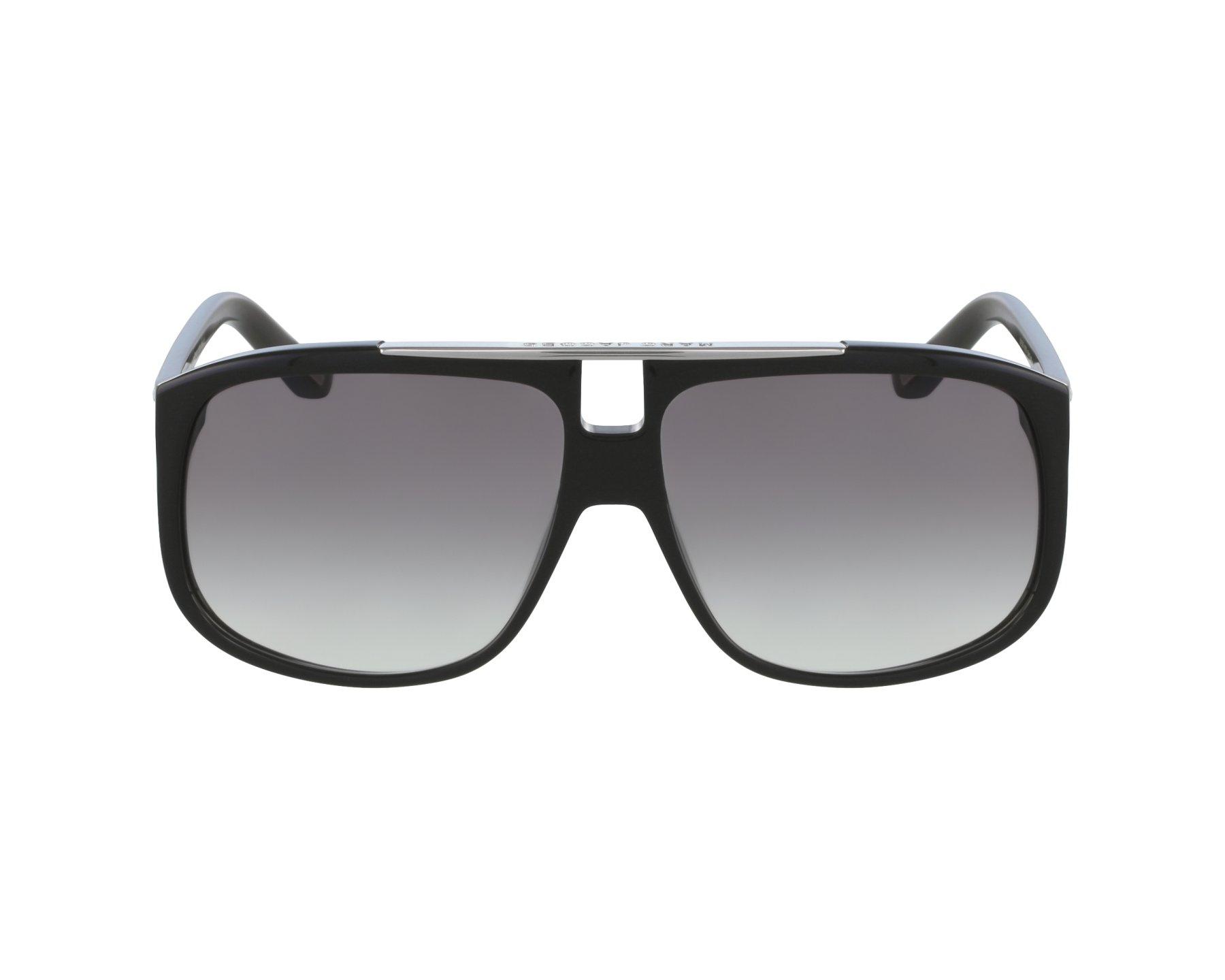 fe37a2c2a134 Sunglasses Marc Jacobs MJ-252-S 807/LF 60-13 Black profile