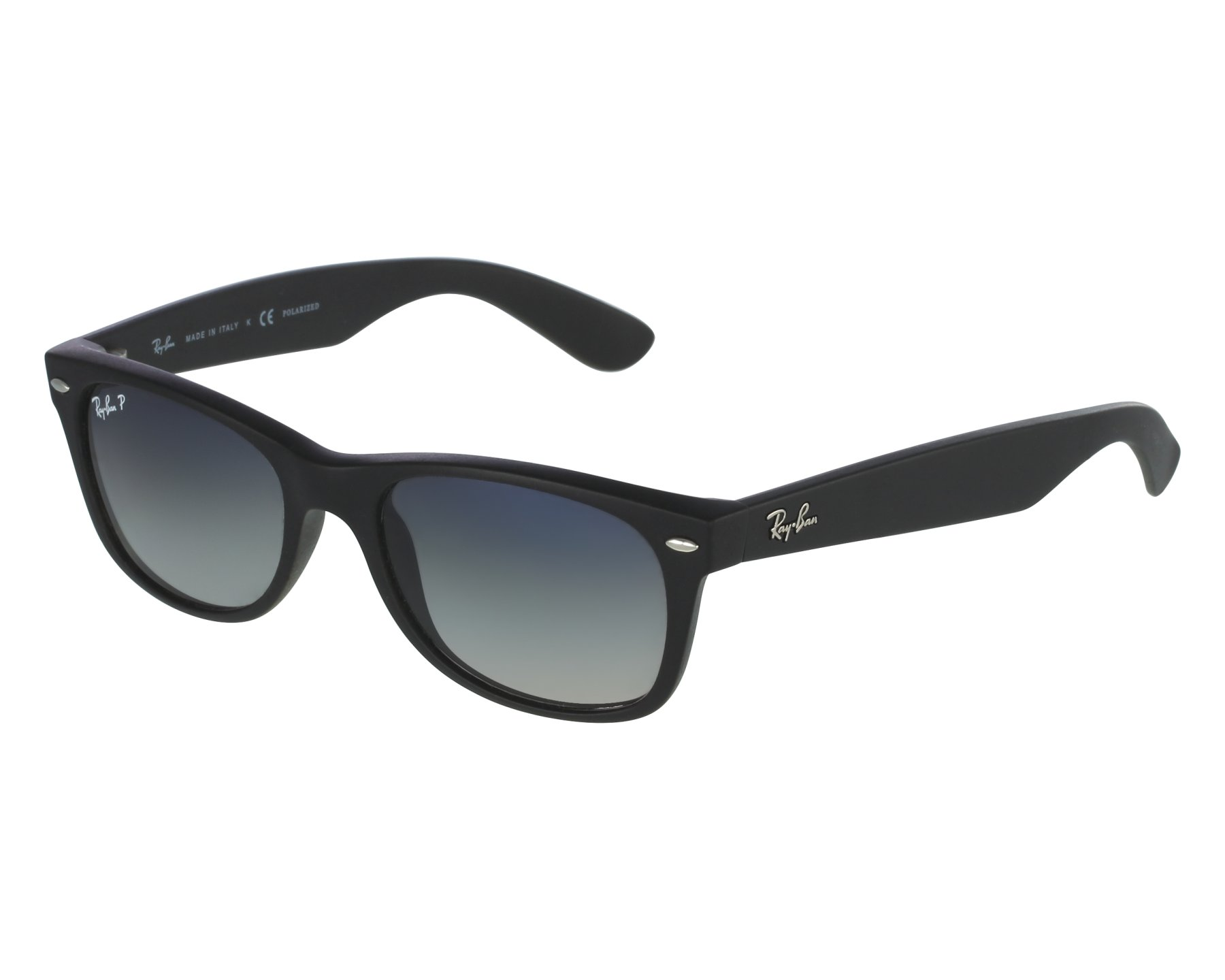 0e2d9826ba Sunglasses Ray-Ban RB-2132 601S 78 52-18 Black front view