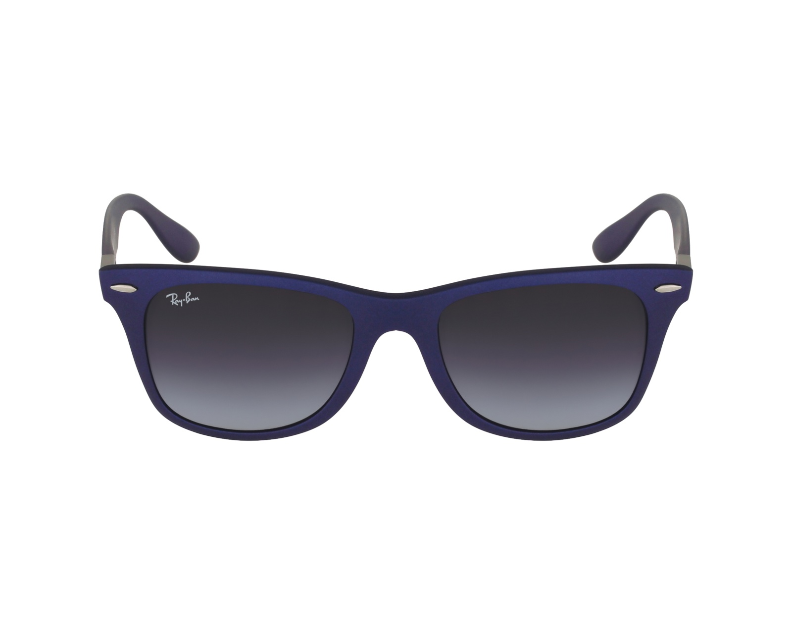c7a7a983fd Sunglasses Ray-Ban RB-4195 6015 8G 52-20 Blue profile view