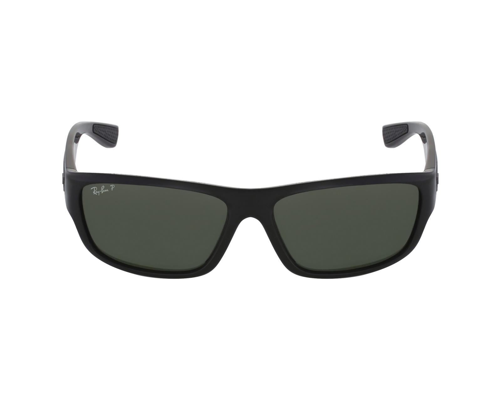b1d9221b57 thumbnail Sunglasses Ray-Ban RB-4196 601 9A - Black profile view