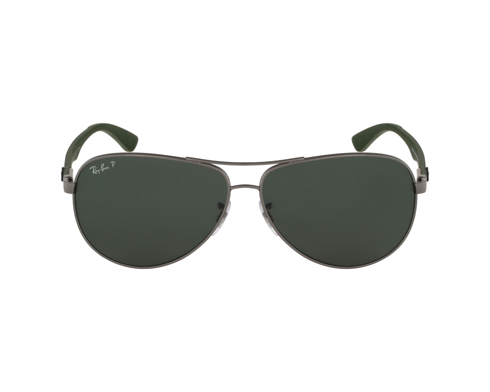 639056a2c71512 Sunglasses Ray-Ban RB-8313 004 N5 58-13 Gun profile view
