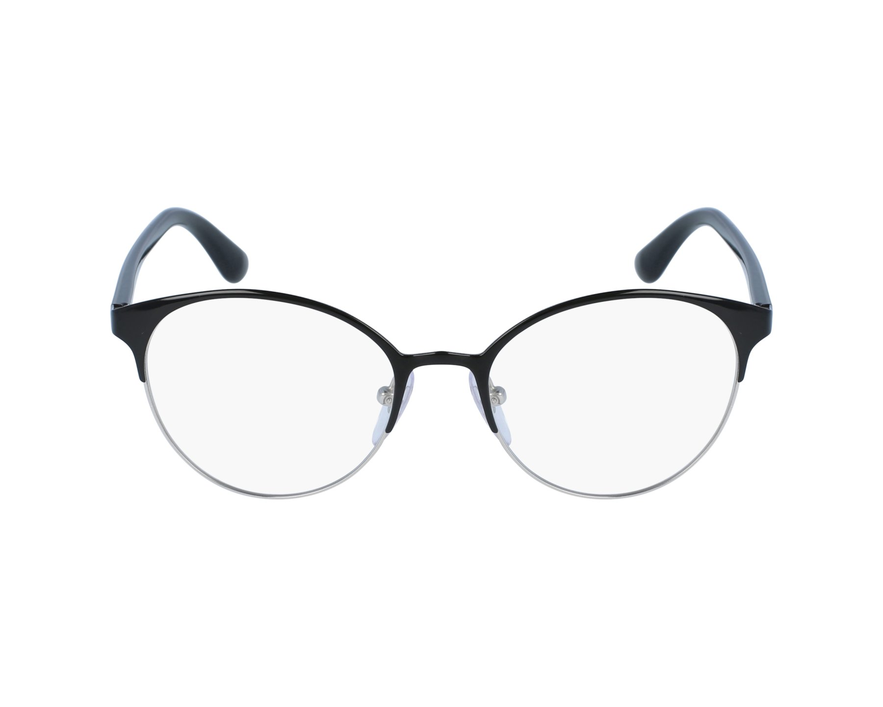 17b385807a4 eyeglasses Vogue VO-4011 352 49-18 Silver Black profile view