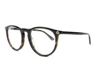 530e97fa85 Gucci eyeglasses GG-00270 002 50 20 Havana