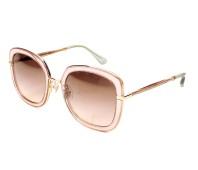 7abee535dcf Jimmy Choo Sunglasses GLENN-S QBQ NH 52-23 Pink Clear