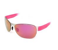 38b2b375835 Porsche Design Sunglasses P-8581 B 61 15 Silver Pink