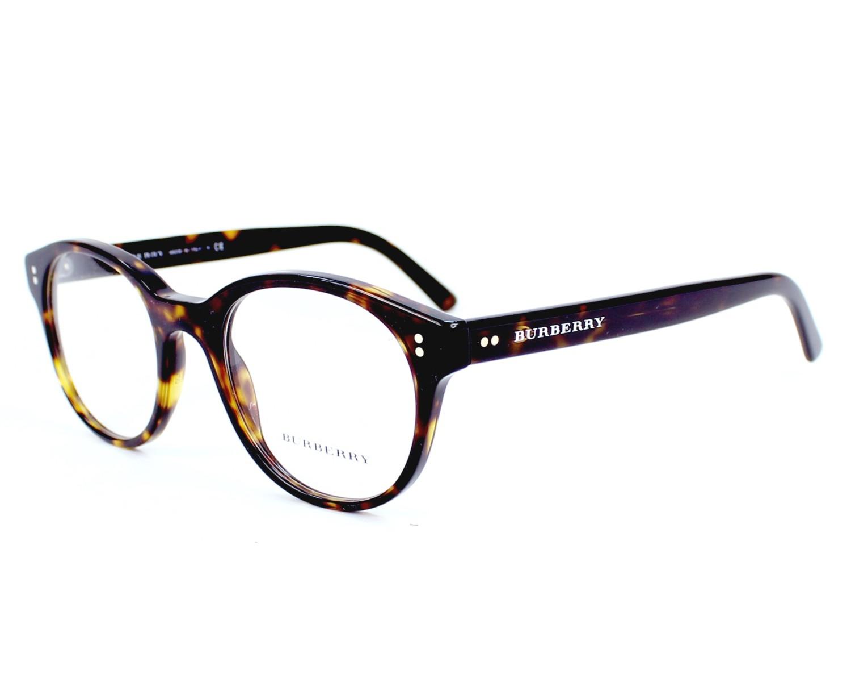 7575dd1e9f6 eyeglasses Burberry BE-2194 3002 - Havana profile view